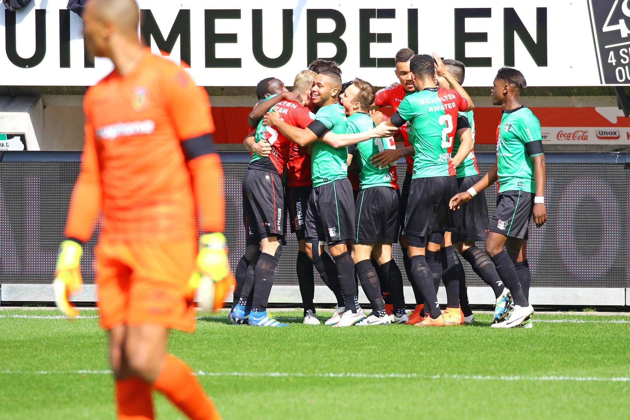 Memorabele momenten: NEC slaat twee keer toe in Arnhem