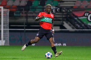 Bukusu is weer basisspeler: Ik zit goed bij NEC
