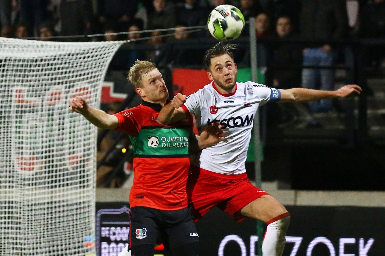 Voorbeschouwing: NEC vervolgt tegen Helmond Sport play-offjacht