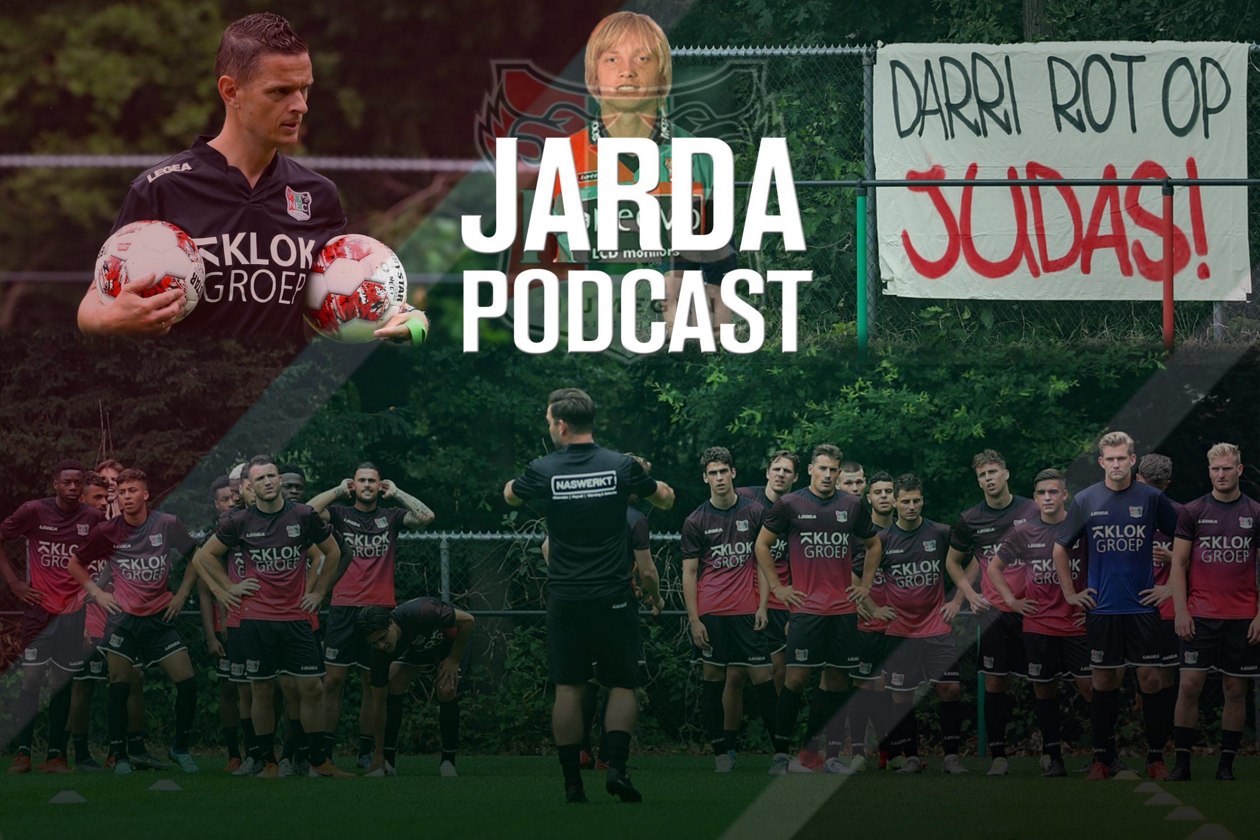 Jarda Podcast #11: Darri Gate, 'frisse' start en duiken in de cijfertjes