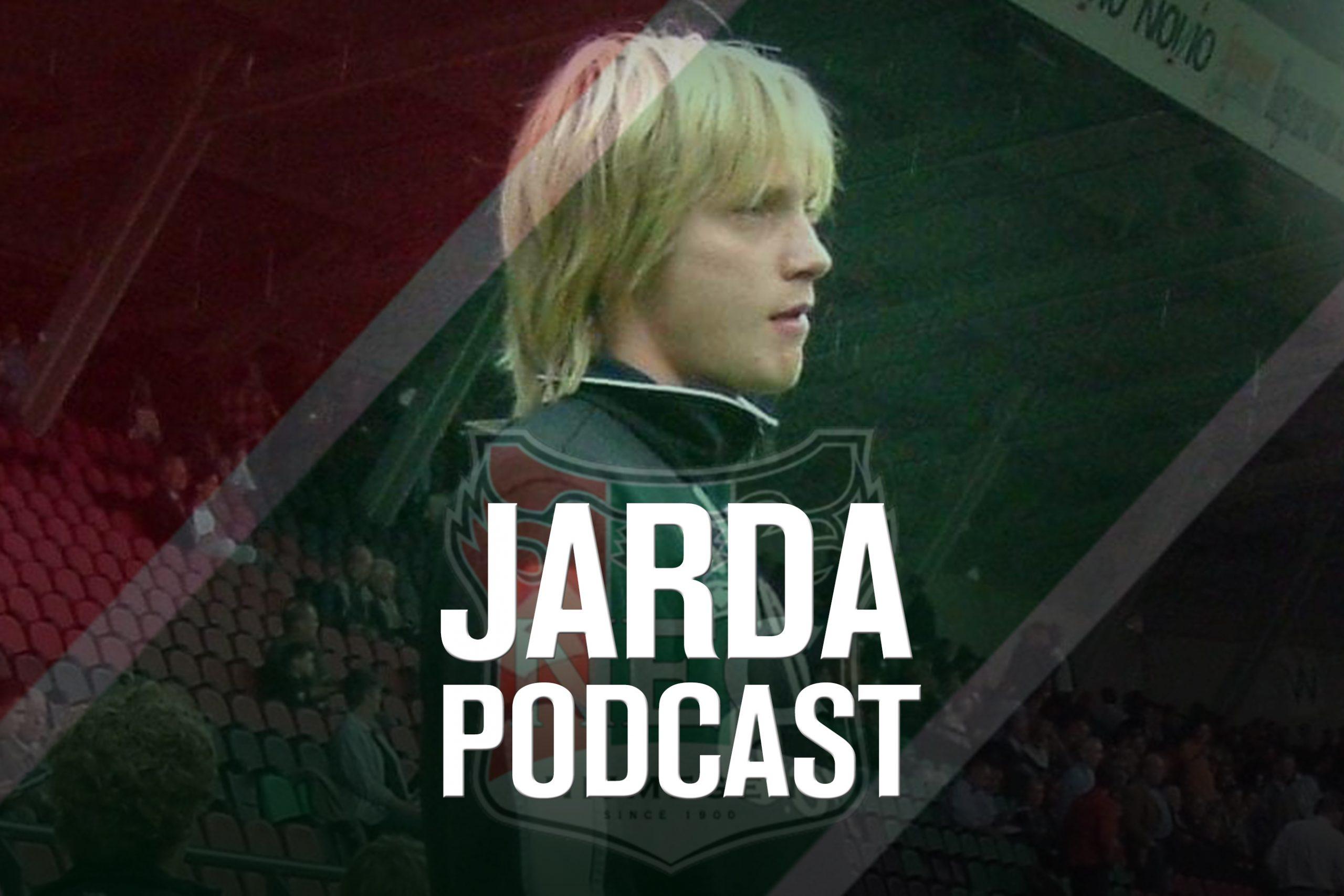 Jarda Podcast #5: Awaydays, kaartenpakkers en natte winden