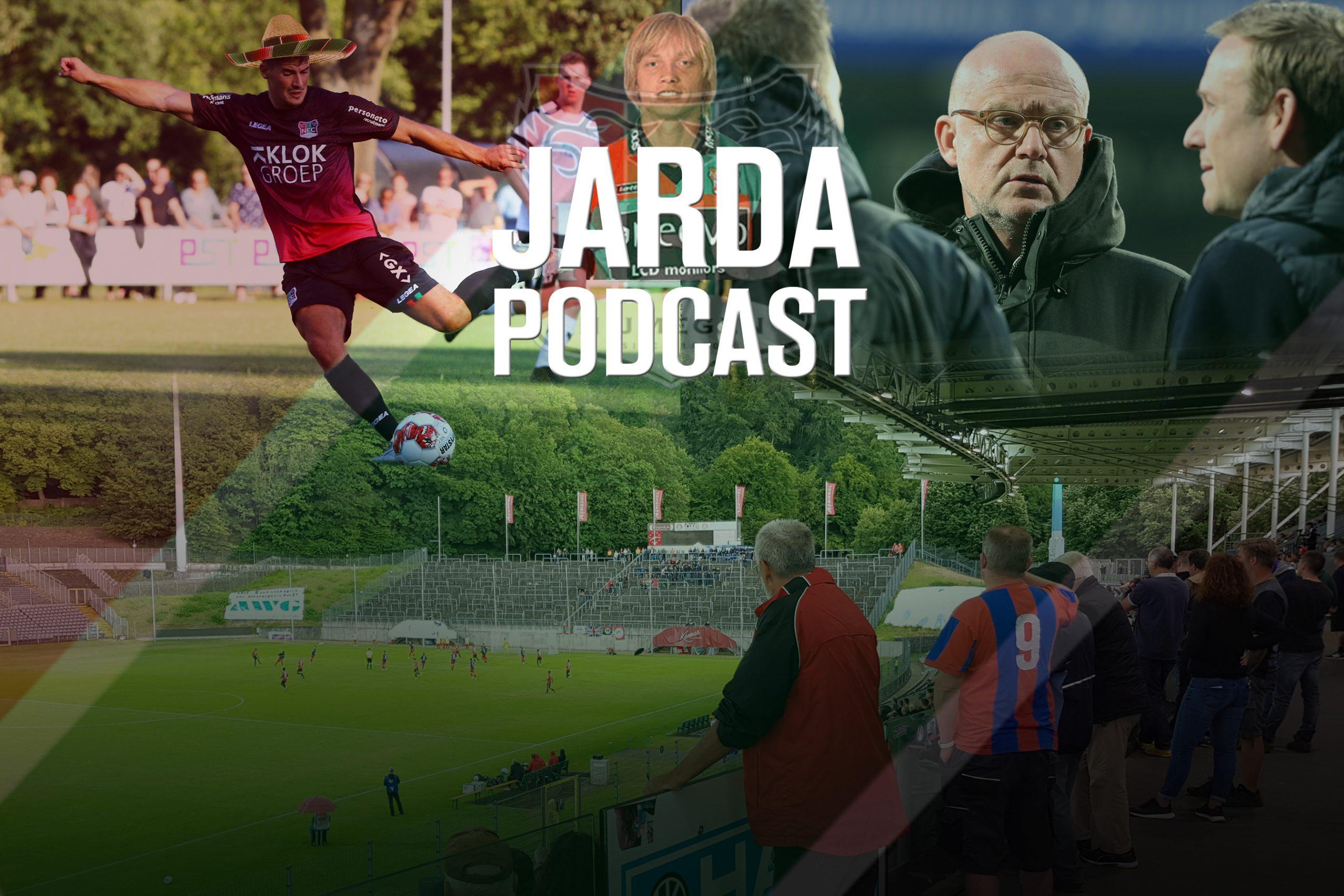 Jarda Podcast #12: Cult in Wuppertal en de sombrero van Braken