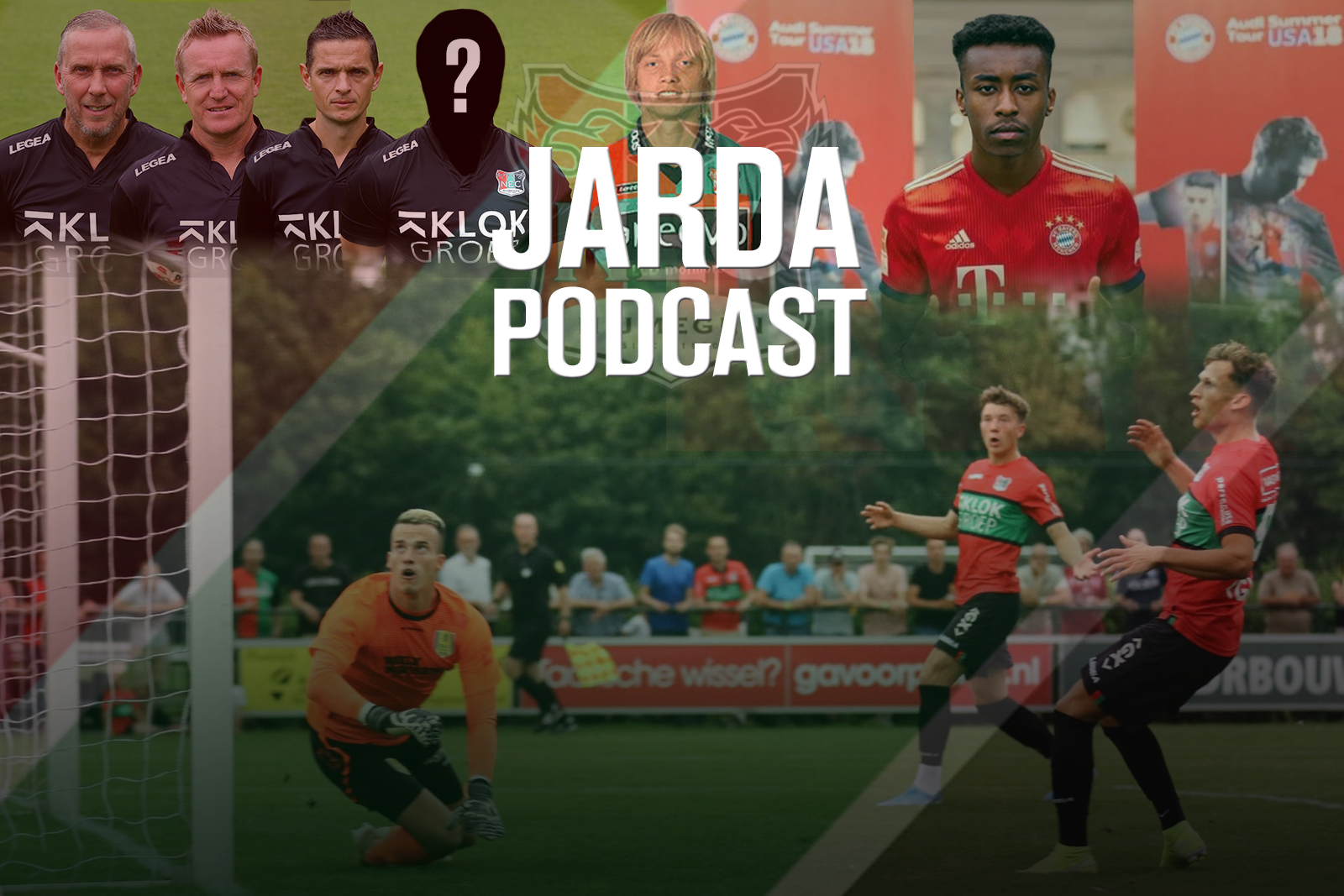 Jarda Podcast #14: De waarde van Trésor en nog een trainer voor NEC