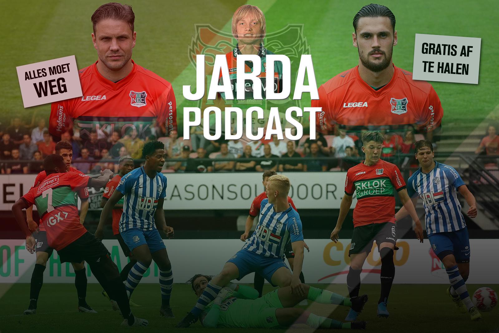 Jarda Podcast #16: Bijltjesdag en ons oordeel over de competitiestart