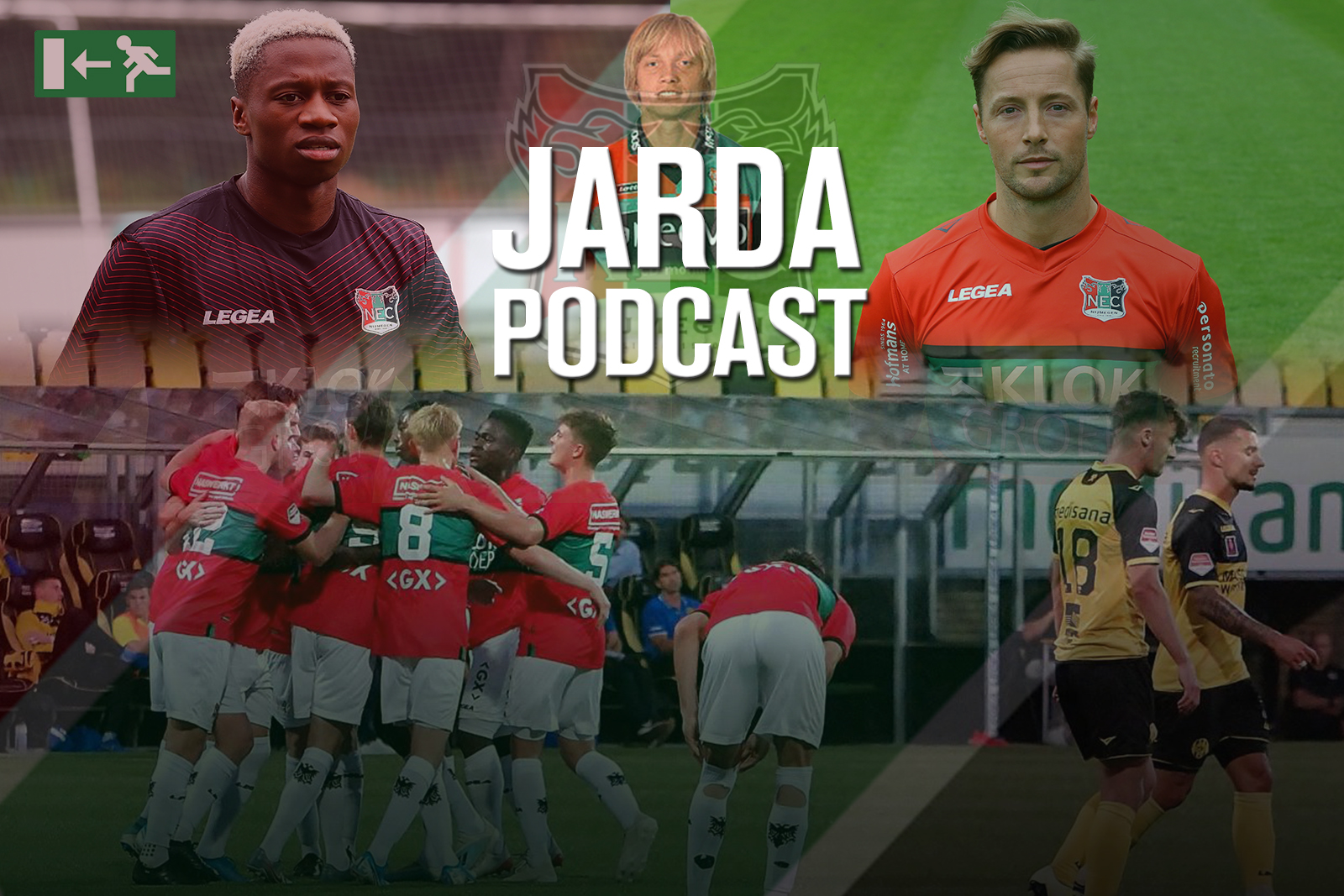 Jarda Podcast #18: Vlaaienfeest in Kerkrade en de laatste transferperikelen