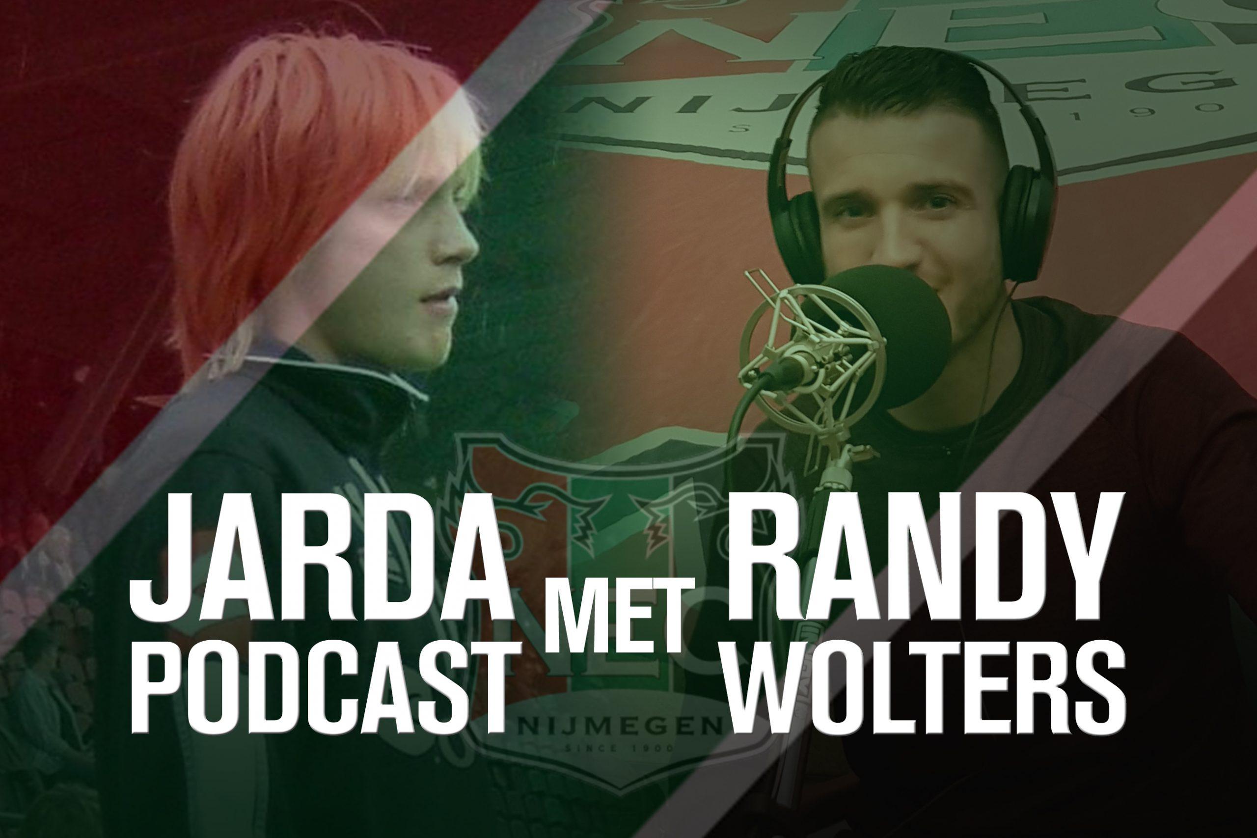 Jarda Podcast #22: Een vragenvuur voor Randy Wolters