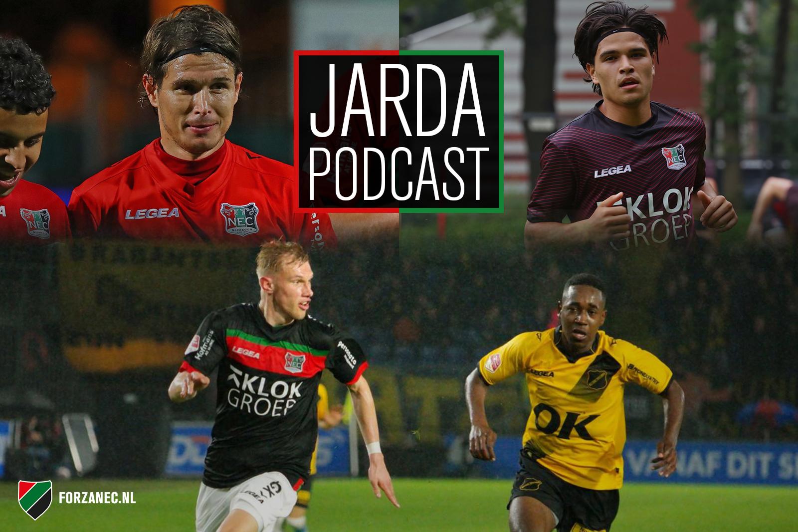 Jarda Podcast #24: Het vak van NAC en de 'blunder' van NEC