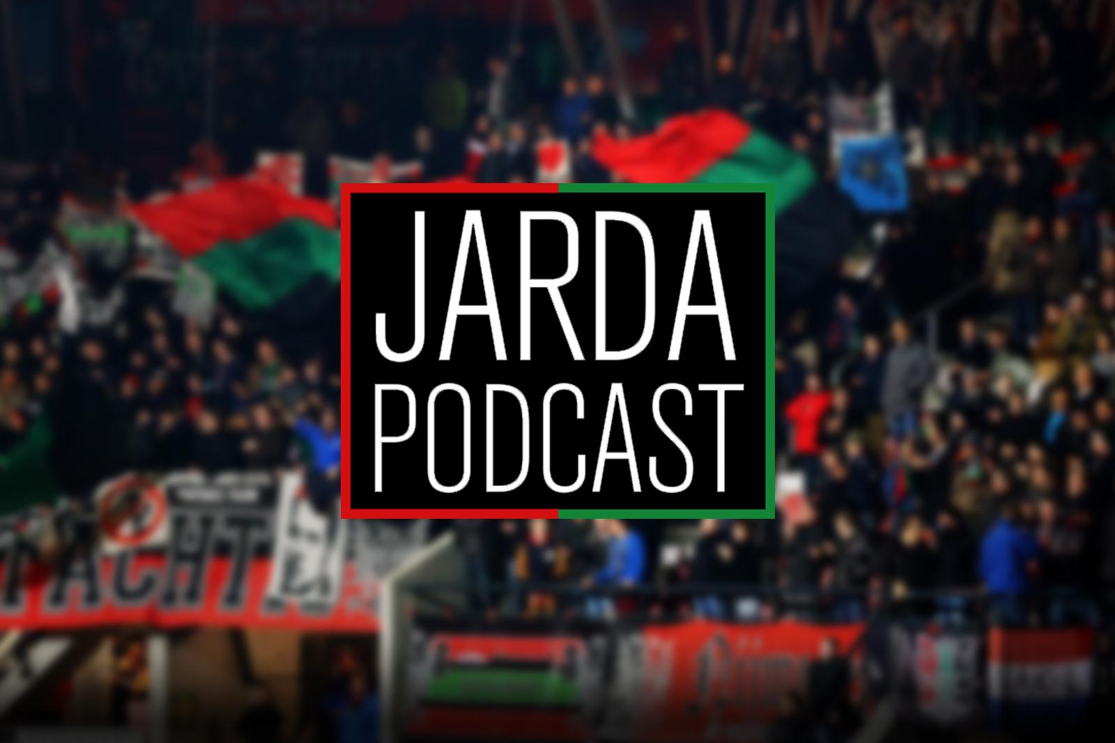 Jarda Podcast #29.5: Improviseren zonder Wilco van Schaik