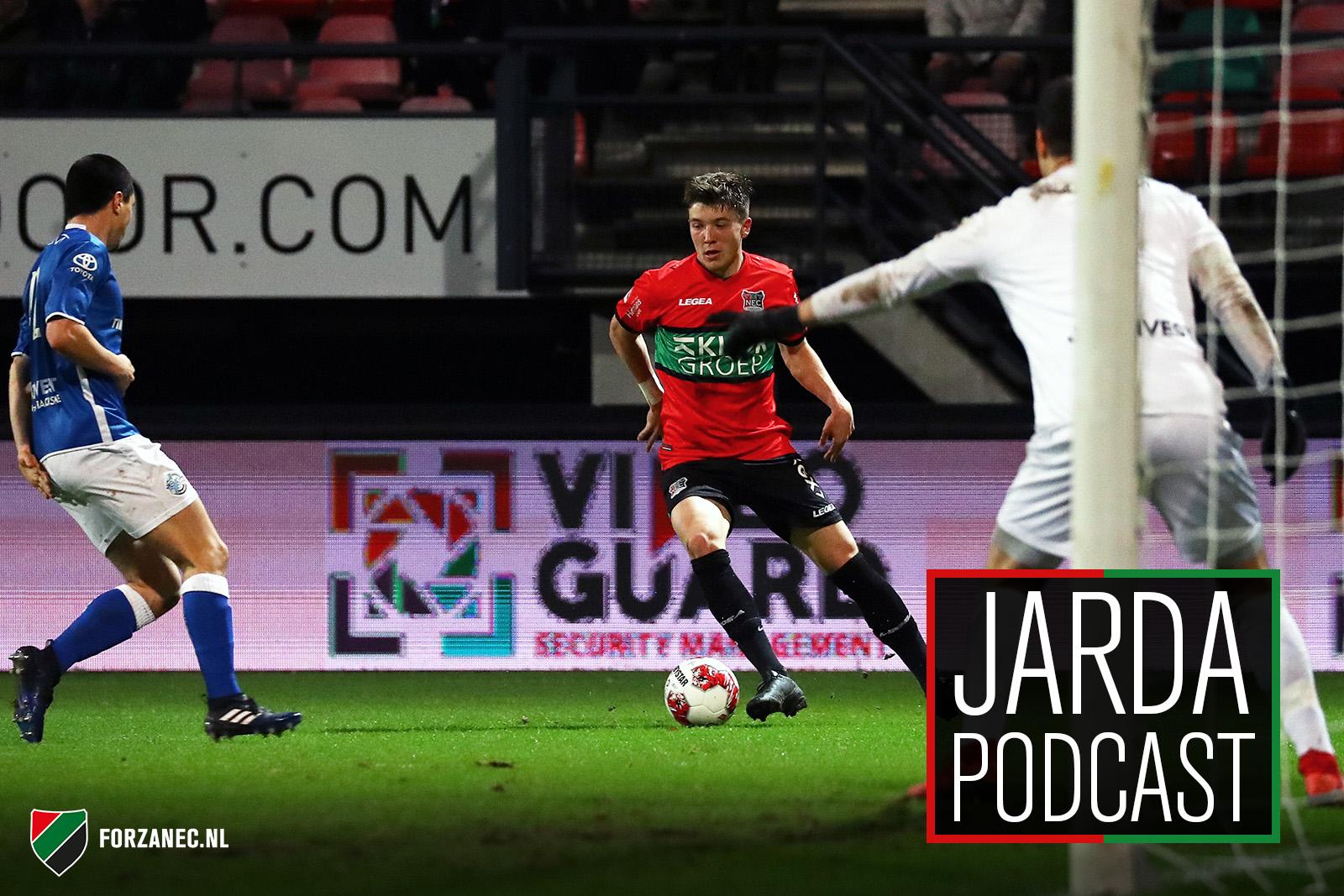 Jarda Podcast #33: Roeien met de riemen die je hebt en goochelen met cijfers