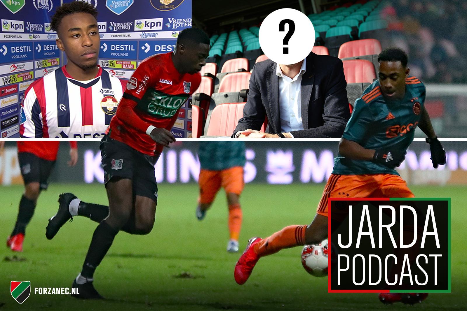 Jarda Podcast #34: Punt tegen de 'Ajax A1' en profielschets van de td