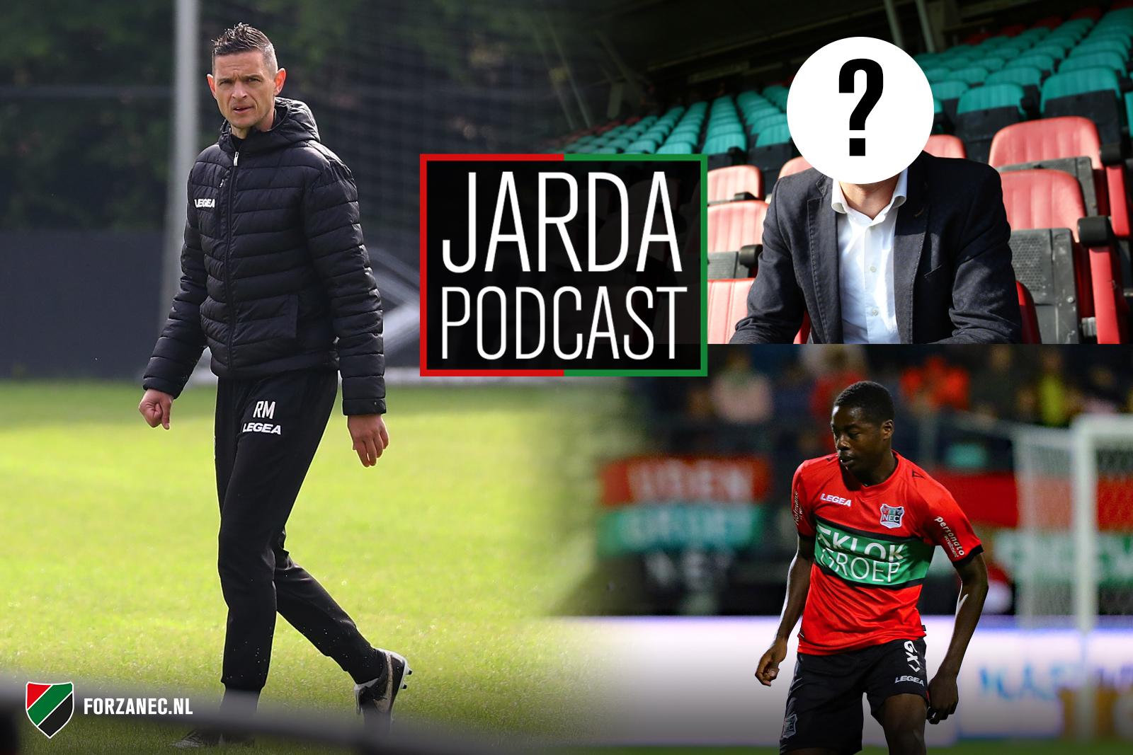 Jarda Podcast #42: op anderhalve meter bijpraten over NEC