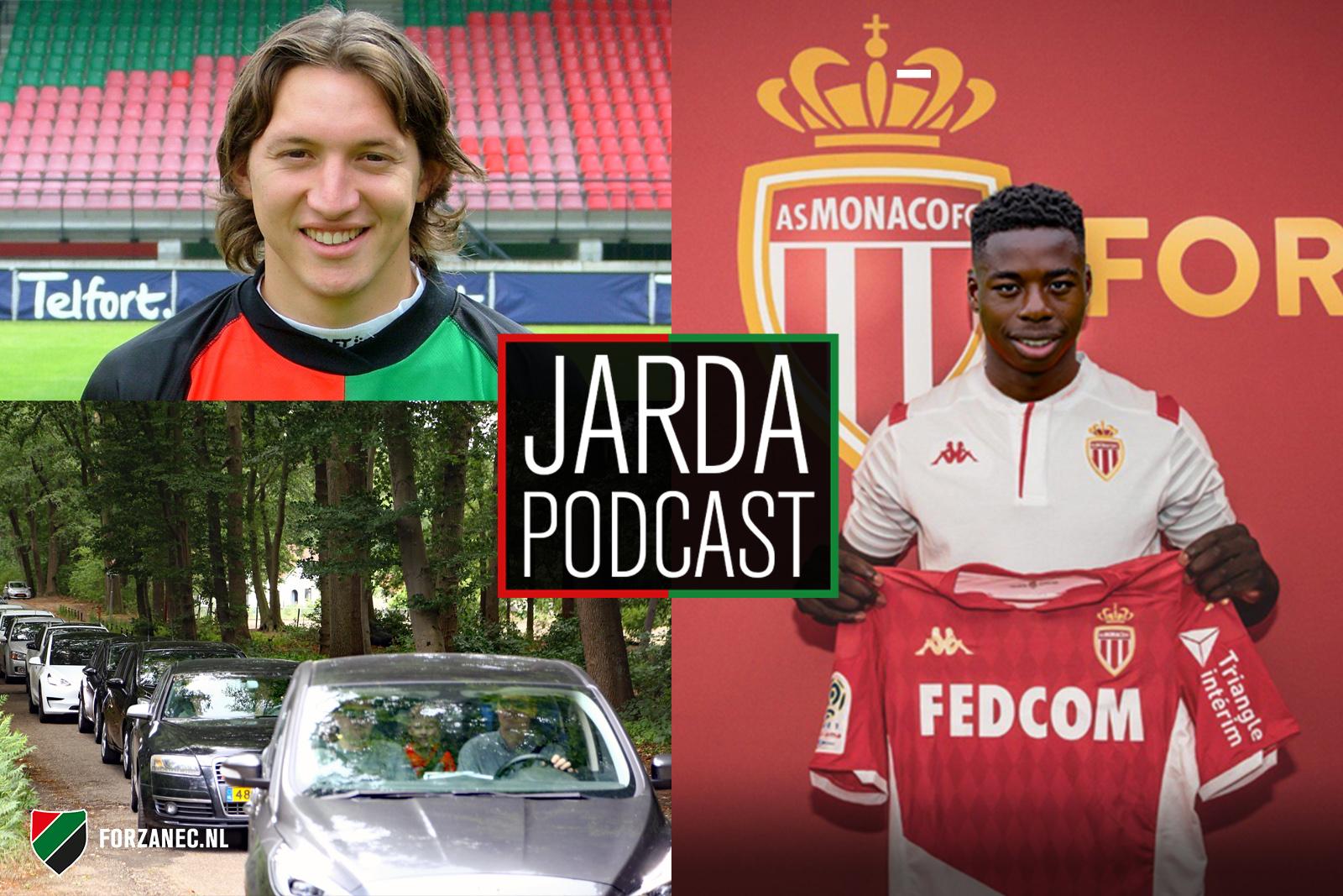 Jarda Podcast #43: Over de Deur Rij Mert, Musaba, Tavsan en Barreto