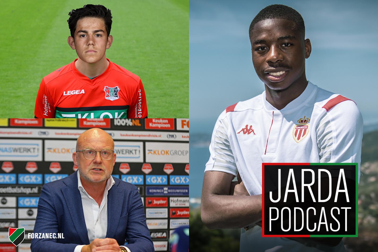 Jarda Podcast #44: Wat te doen met het geld van Monaco?