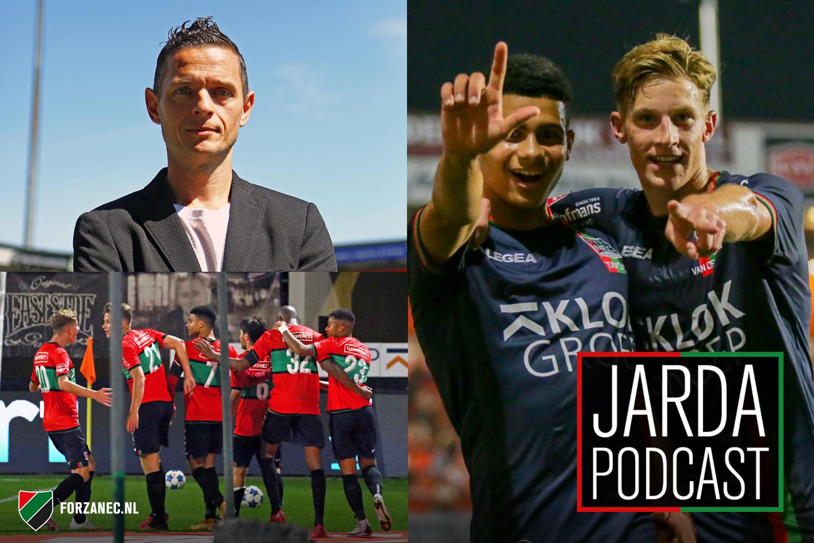 Jarda Podcast #51: Locatie gezocht voor kampioensfeest