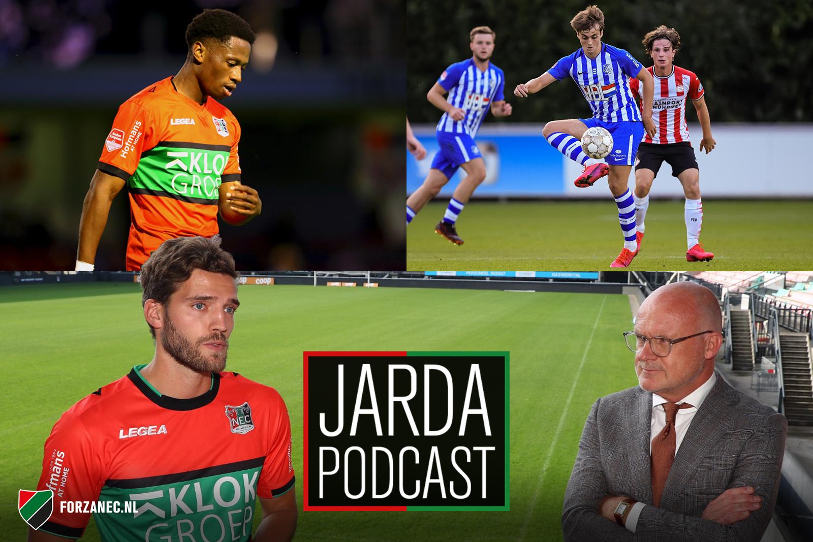 Jarda Podcast #52: Het Rutger Worm-effect en bellen met Wilco