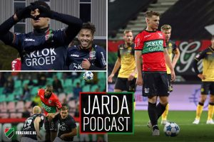 Jarda Podcast #56: Dolle pret na de zege op Jong AZ