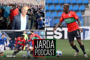 Jarda Podcast #57: Doorpakken met NEC en dromen van versterking