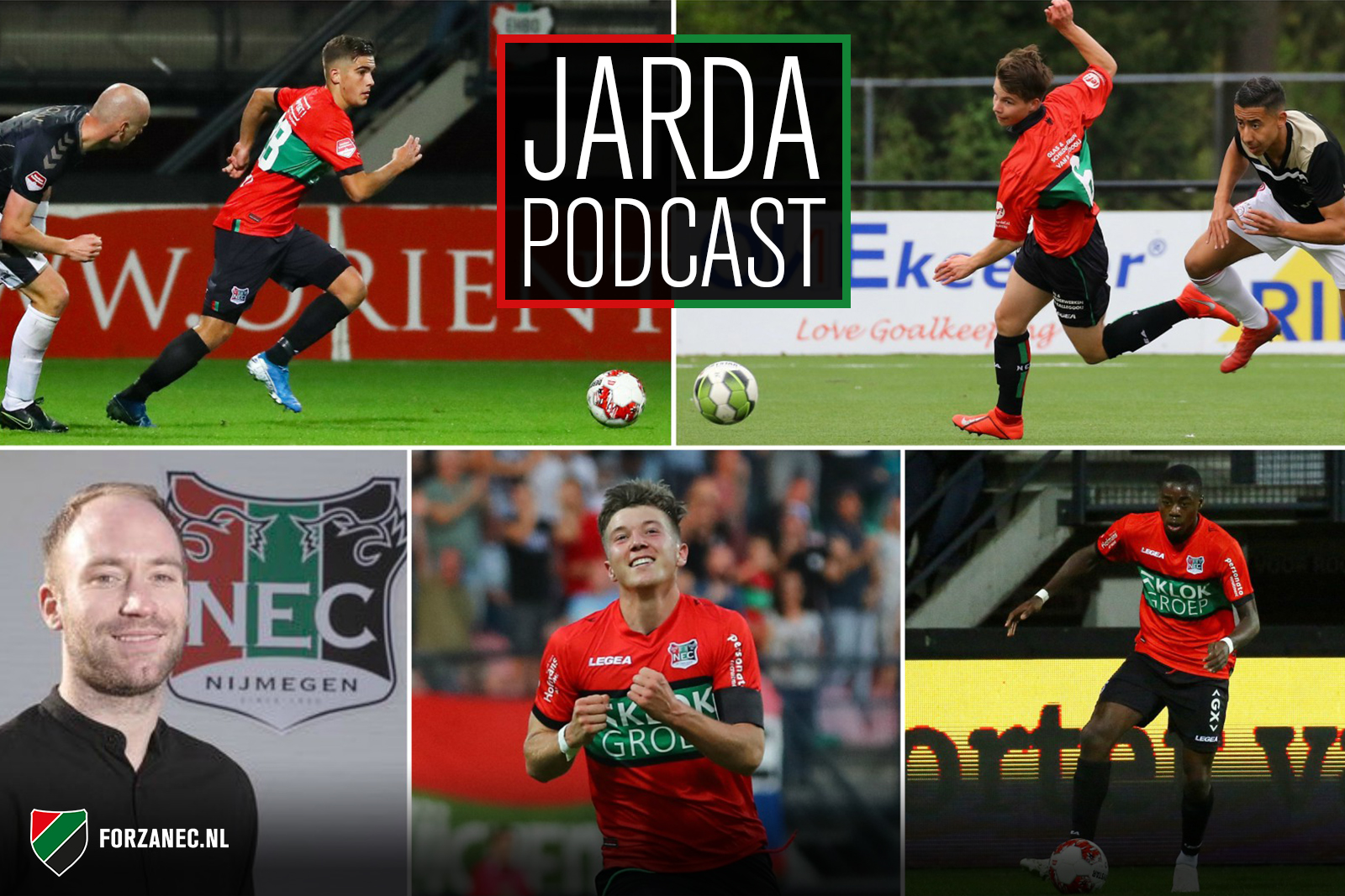 Jarda Podcast Special: Dominique Scholten over de jeugdopleiding van NEC