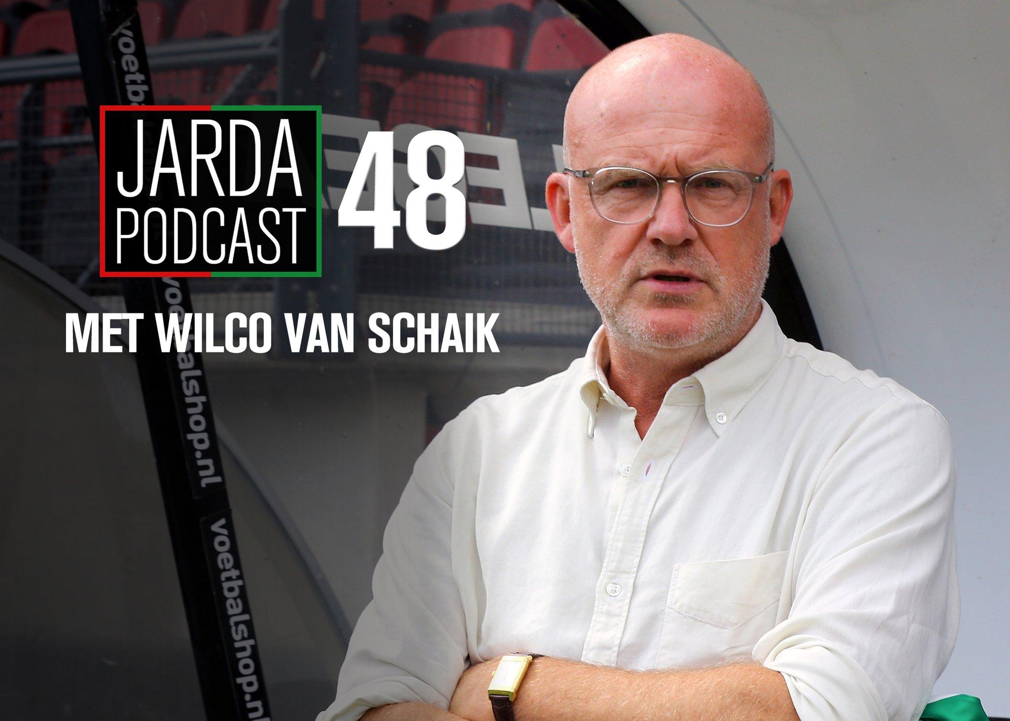 Jarda Podcast #48: Vooruitblik op het seizoen met Wilco van Schaik