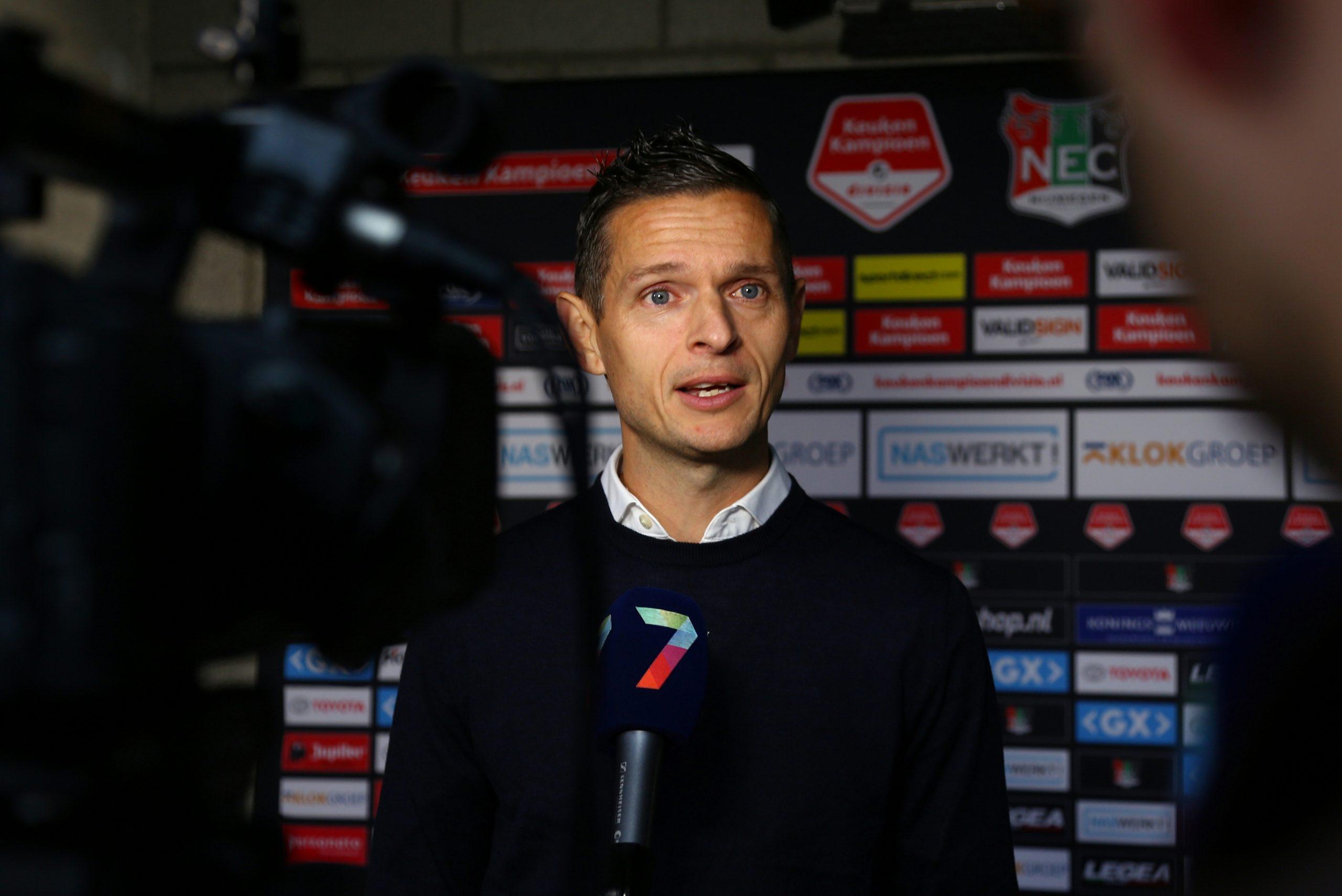 Meijer is tevreden met loting en wil kloof slaan met FC Eindhoven