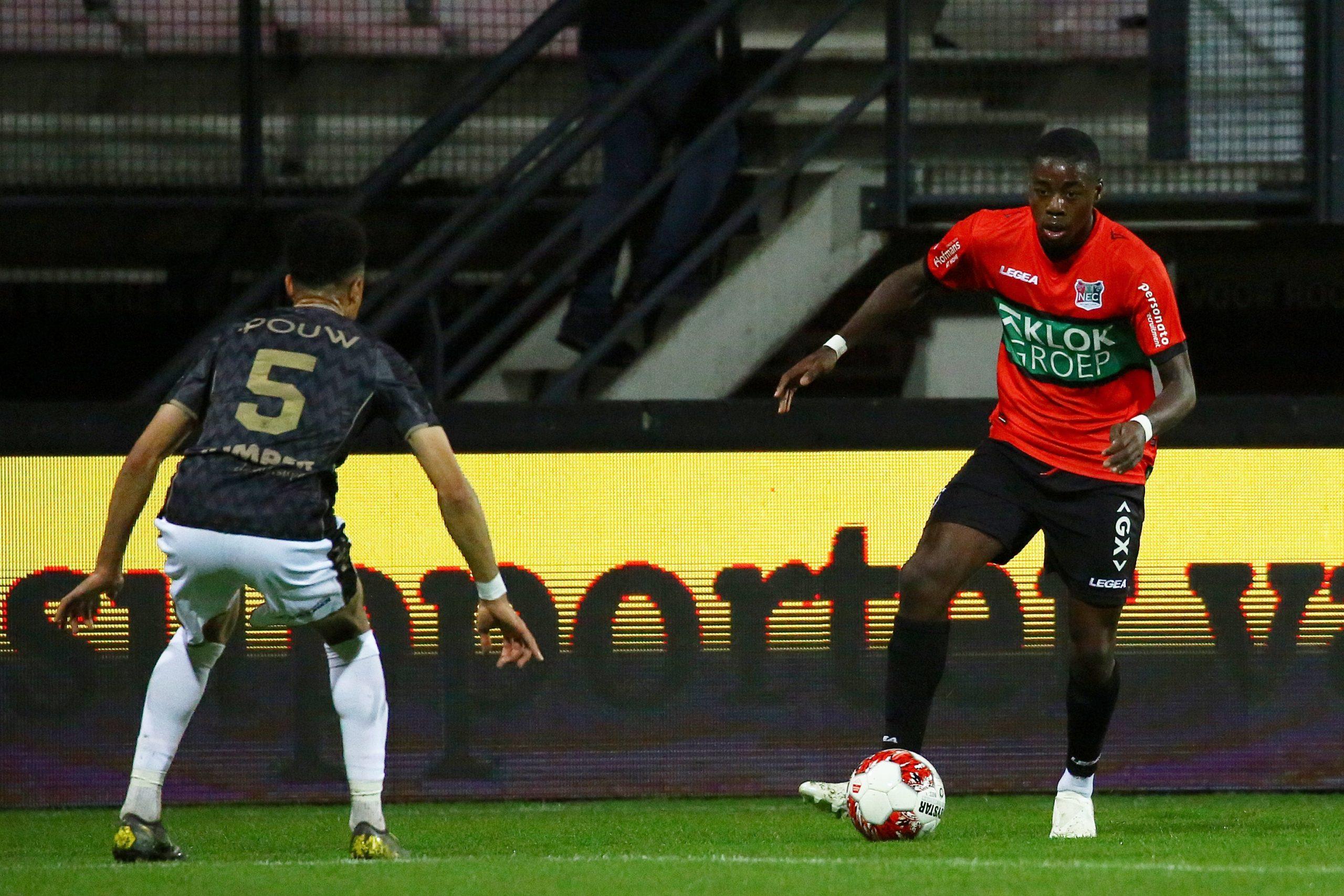 HGHM: Musaba maakt eerste goal, Santos degradeert in Spanje