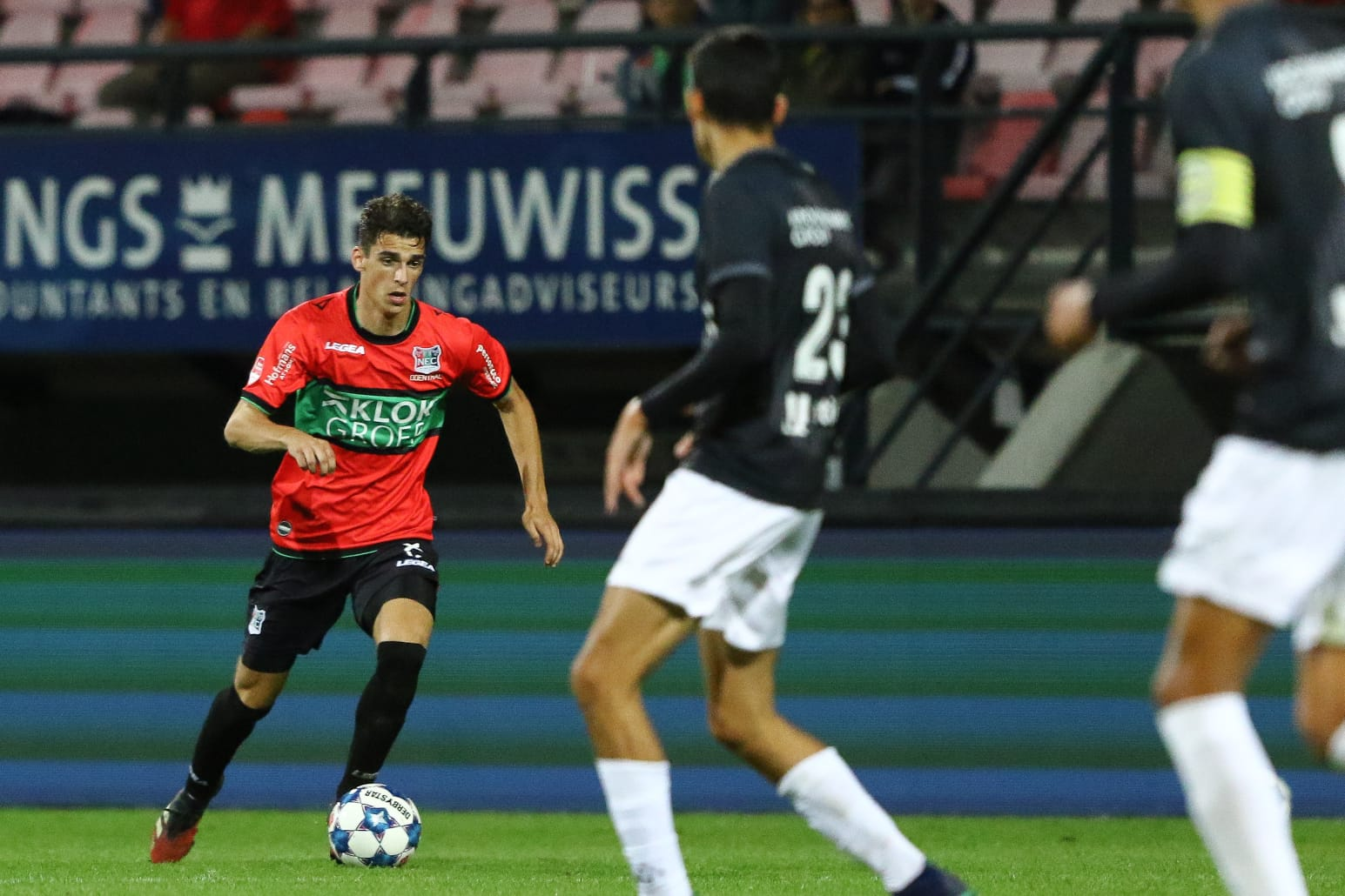 Almere City-NEC vrijdag live op ESPN