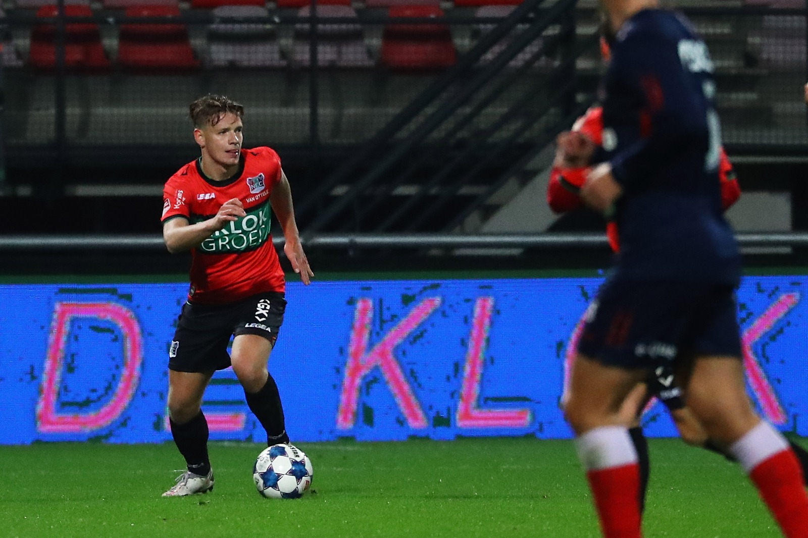 'Van Ottele op hoofdlijnen akkoord met Heerenveen'