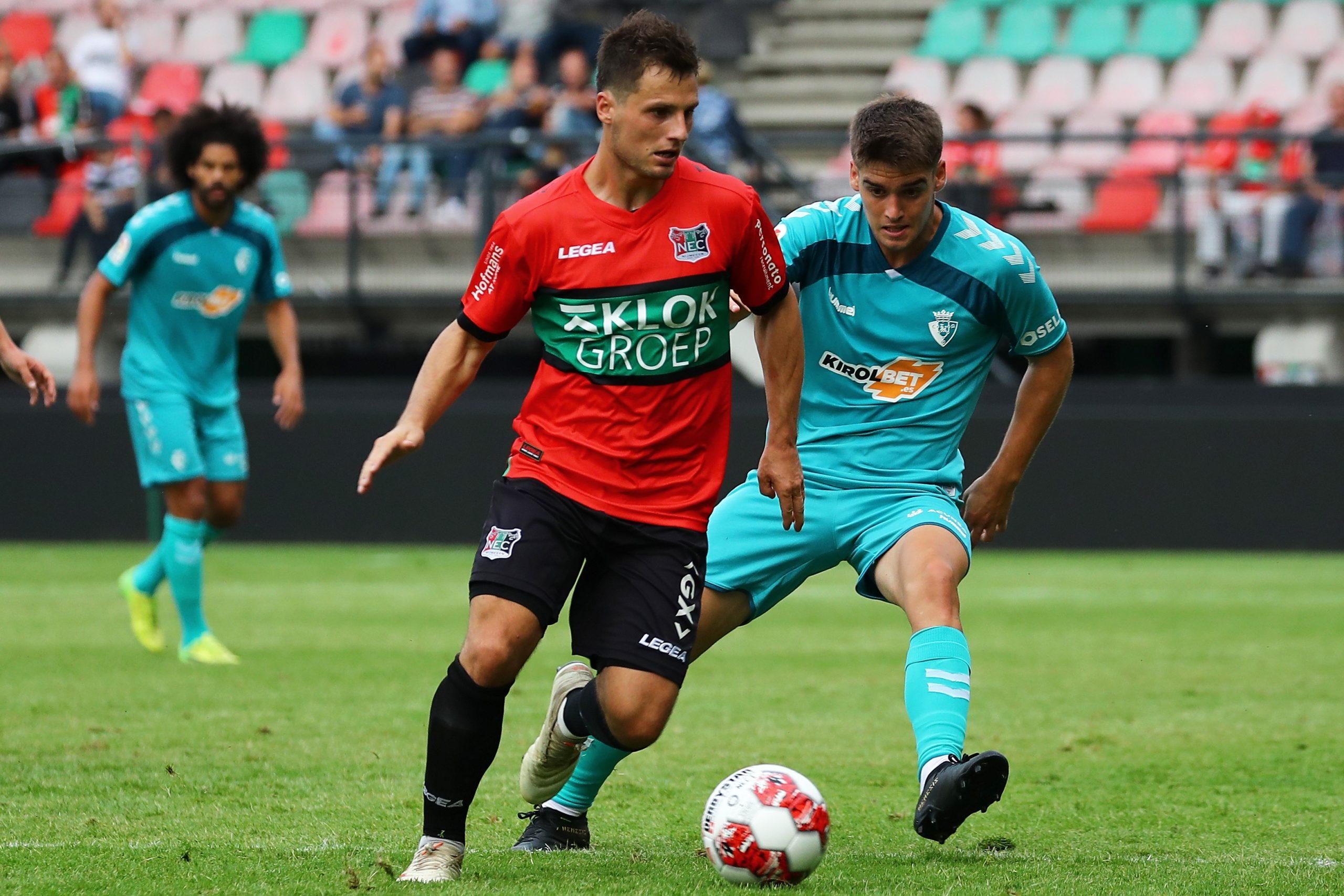 Voorbeschouwing: NEC opent nieuwe seizoen tegen FC Eindhoven