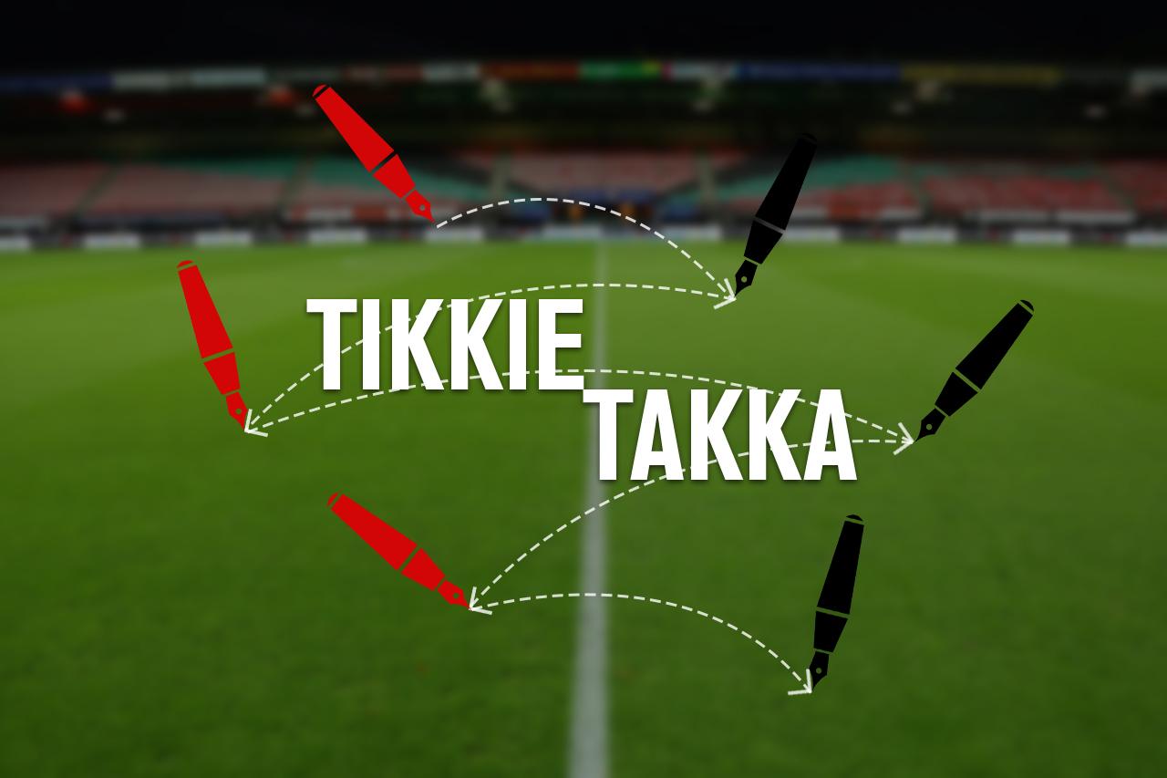 Tikkie-Takka #13: Praten met een condoom om je hoofd