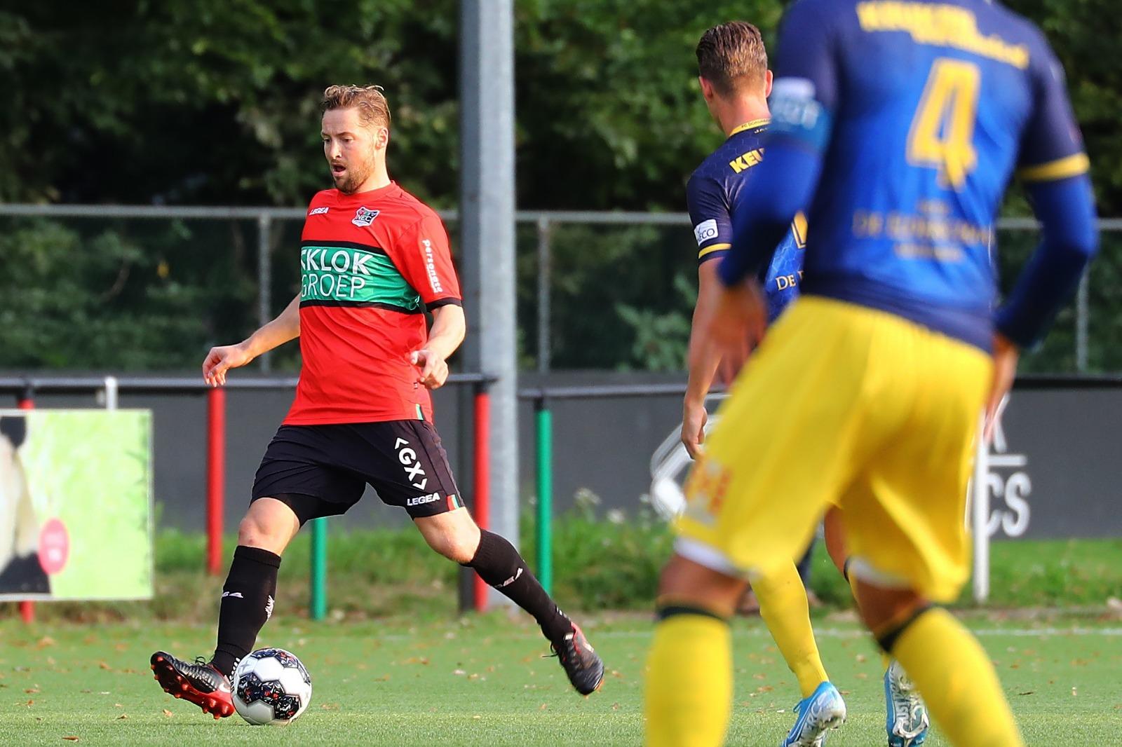 De Opstelling: veel veranderingen bij NEC voor Jong PSV-thuis