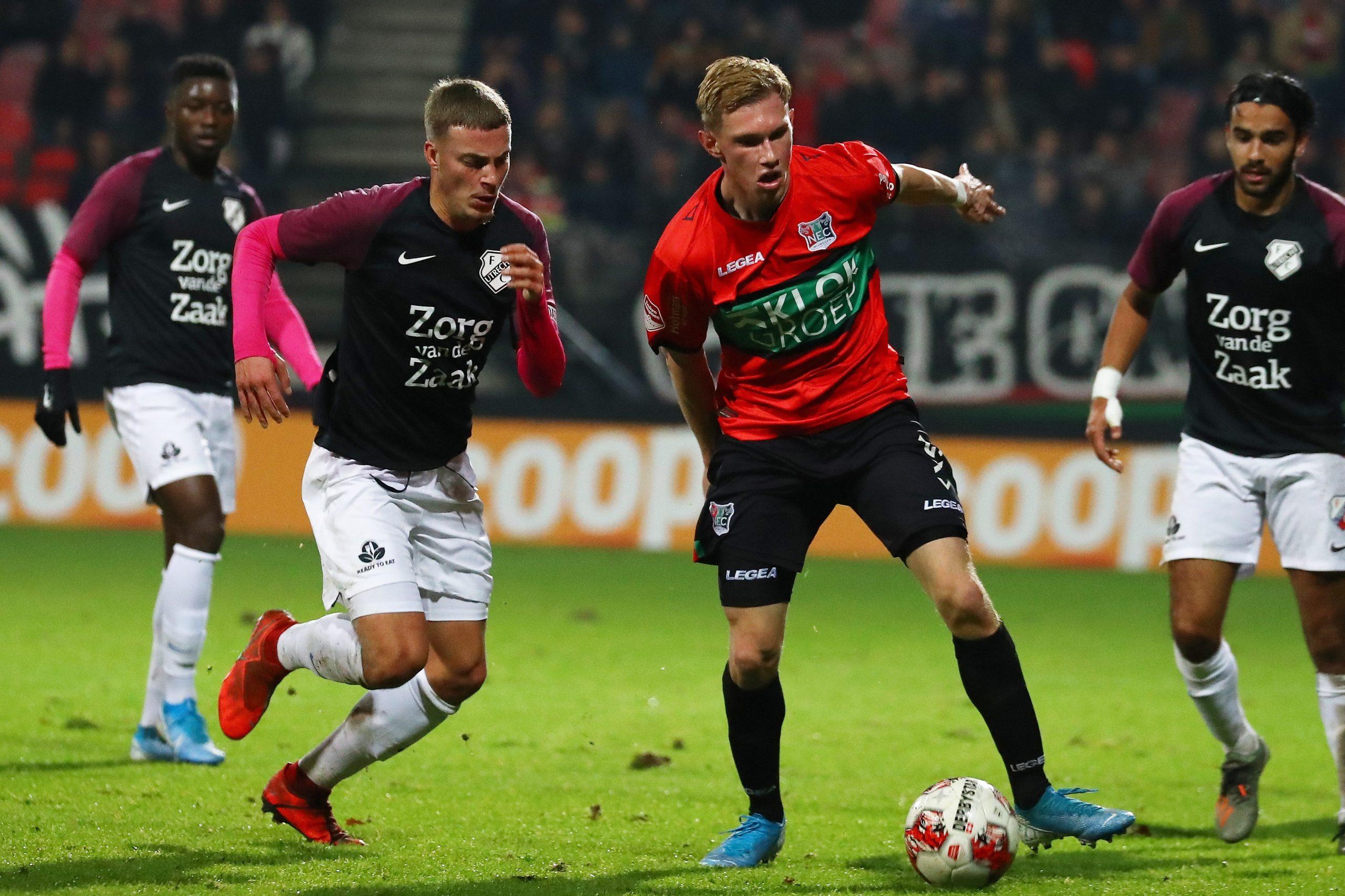 Voorbeschouwing: Jong FC Utrecht lijkt de ideale tegenstander voor NEC