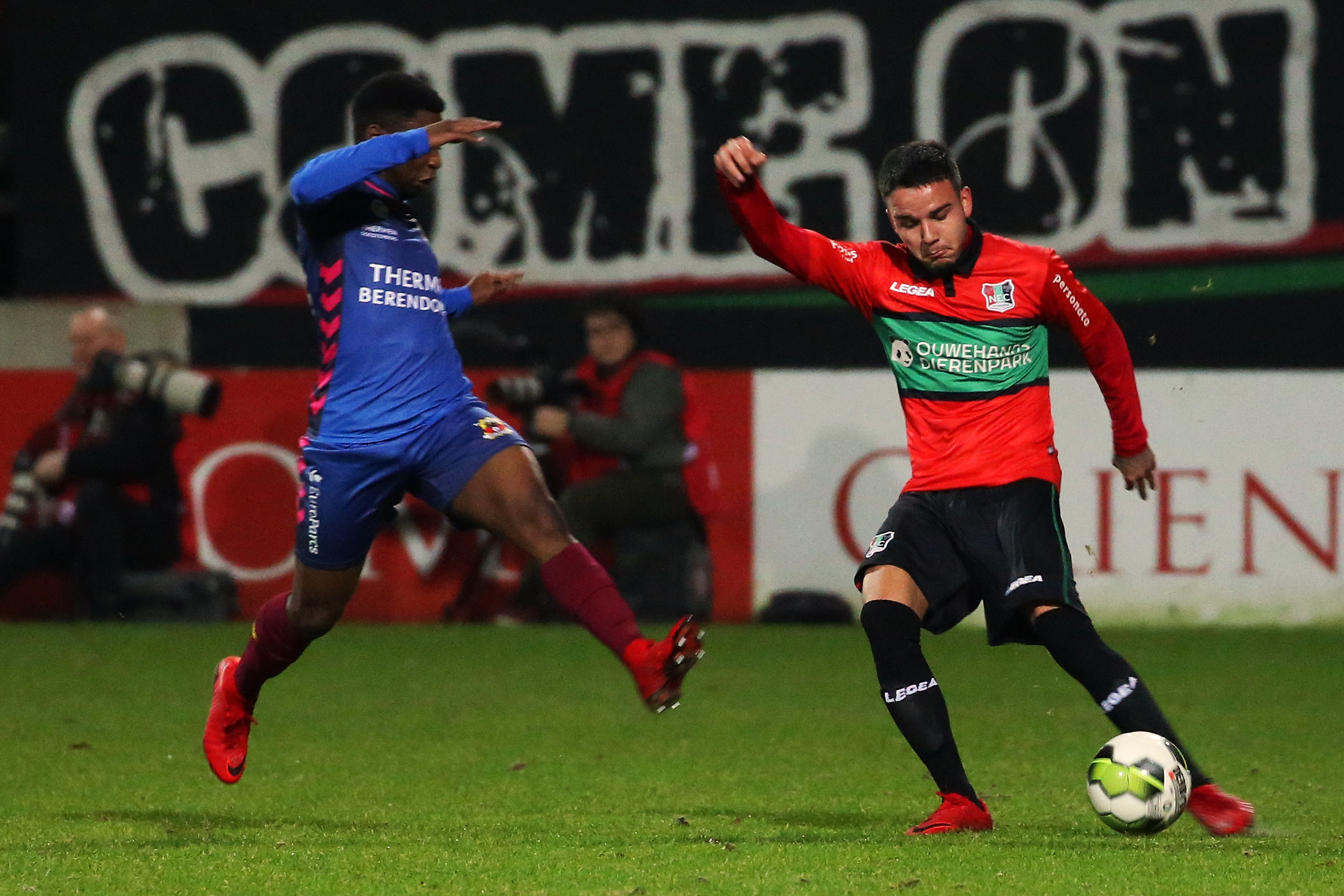 NEC haalt Verdonk terug naar Nijmegen