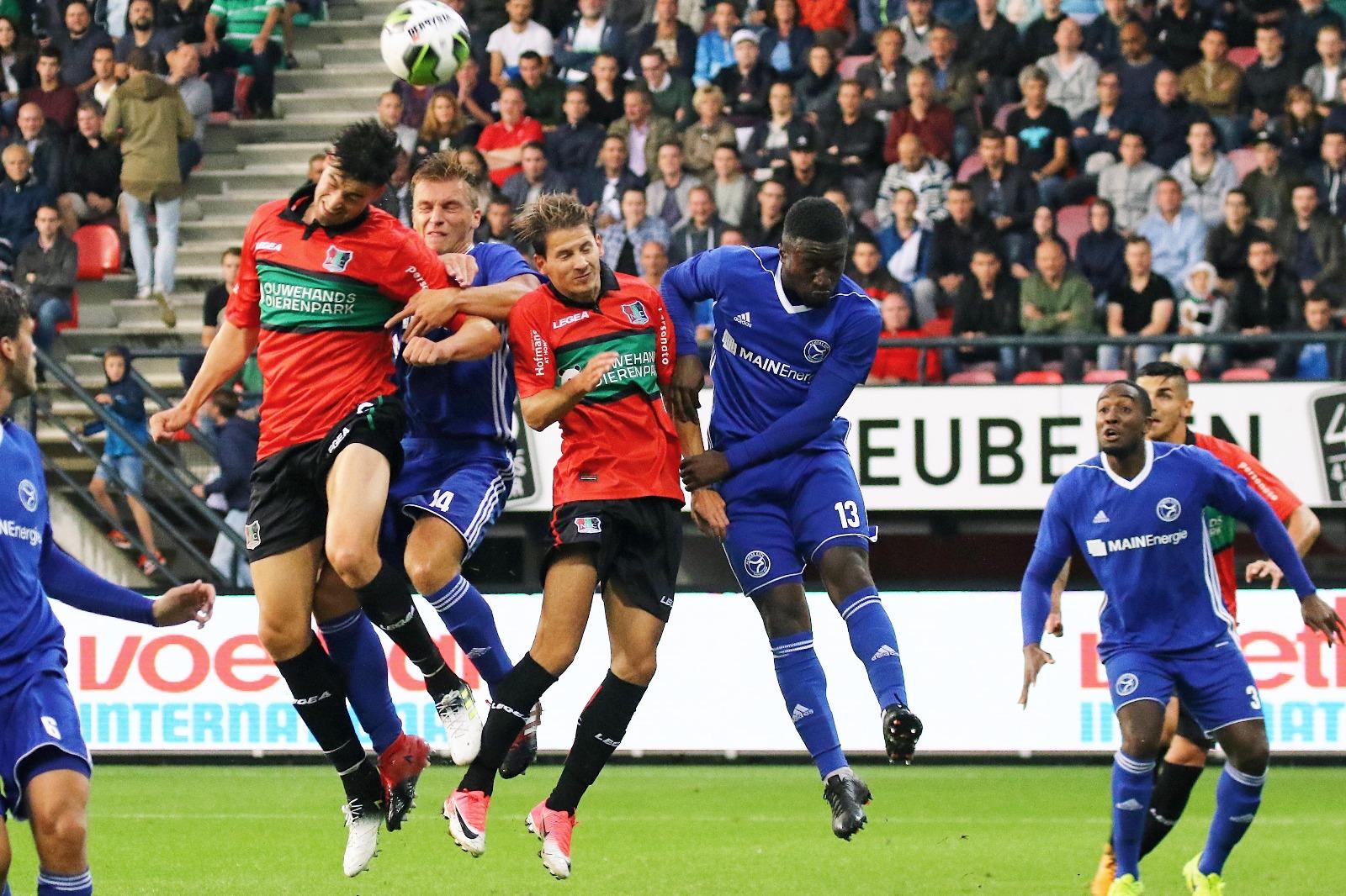 Voorbeschouwing: NEC – Almere City
