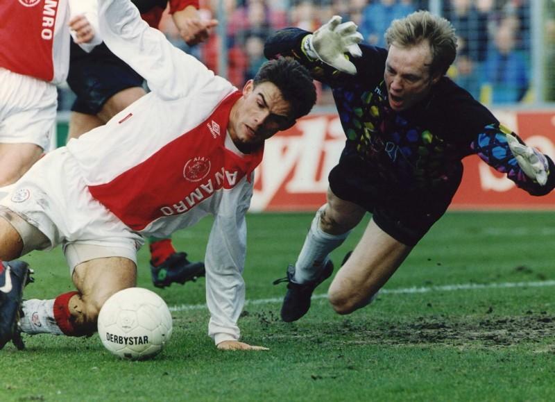 Memorabele momenten: de enige uitzege van NEC op Ajax
