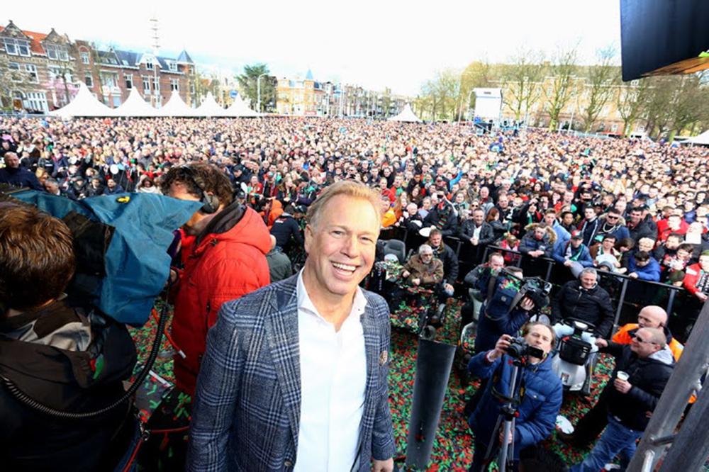 Boekhoorn ontkent gesprekken met Huntelaar: 'Dat zijn Story-verhalen'