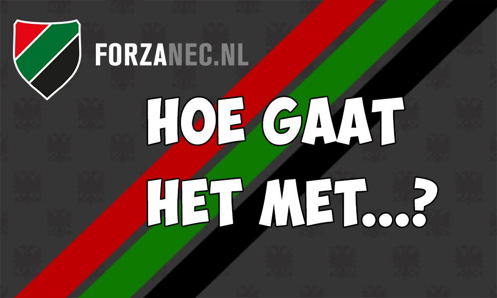 HGHM: Awoniyi onderuit tegen Limbombe, Van Eijden mag vertrekken