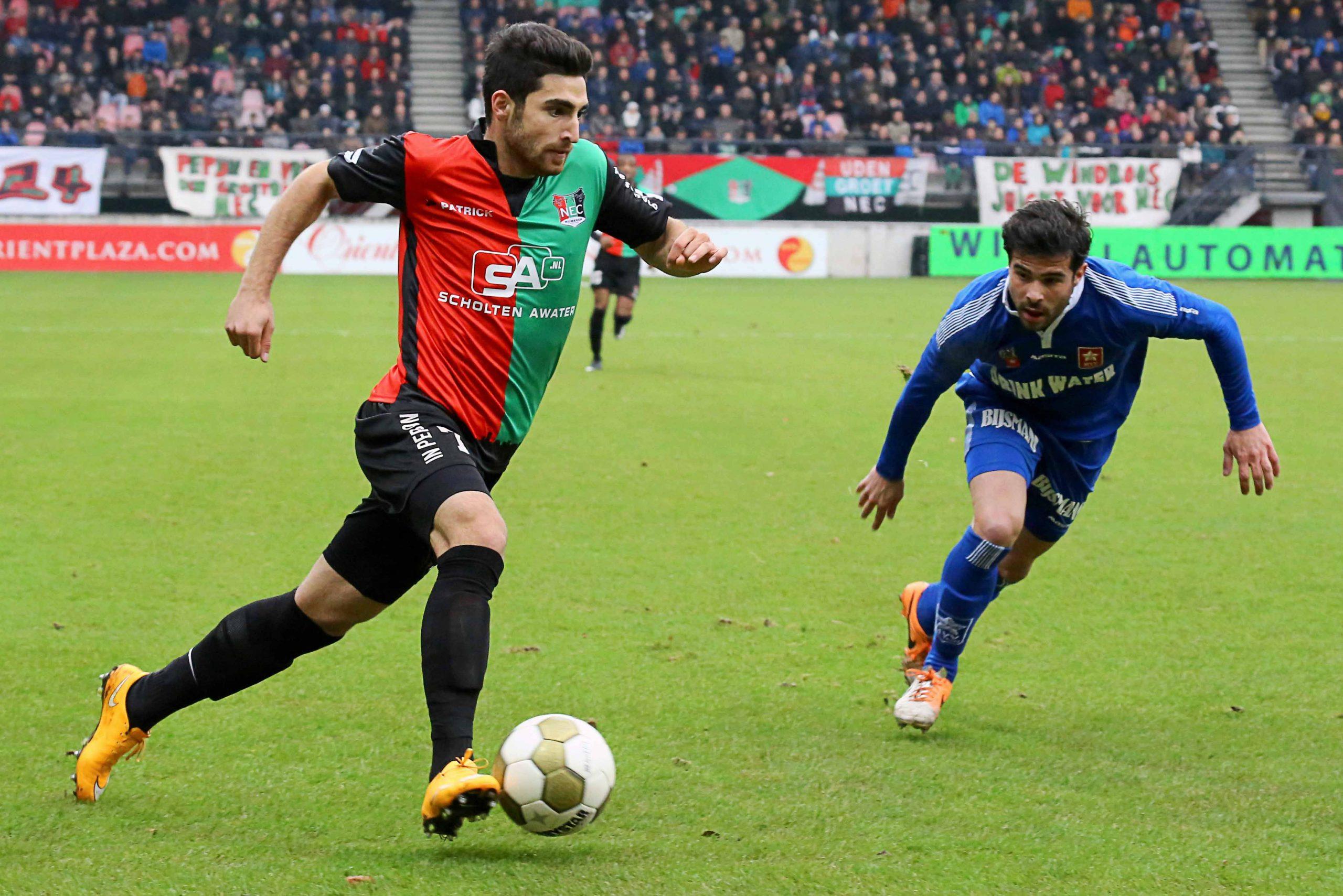 Waarom NEC maar weinig profiteert van transfers van oud-spelers