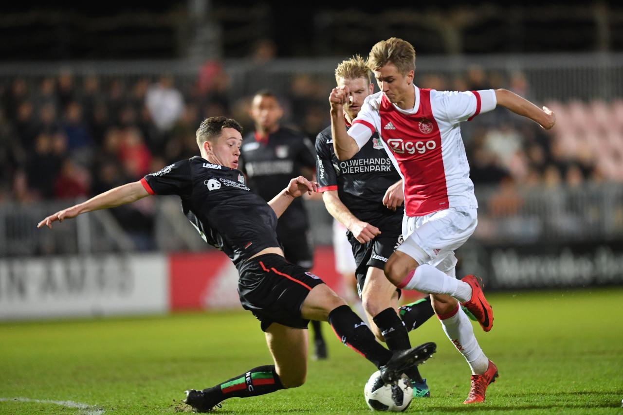 Voorbeschouwing: NEC op jacht naar eerste punten tegen Jong Ajax