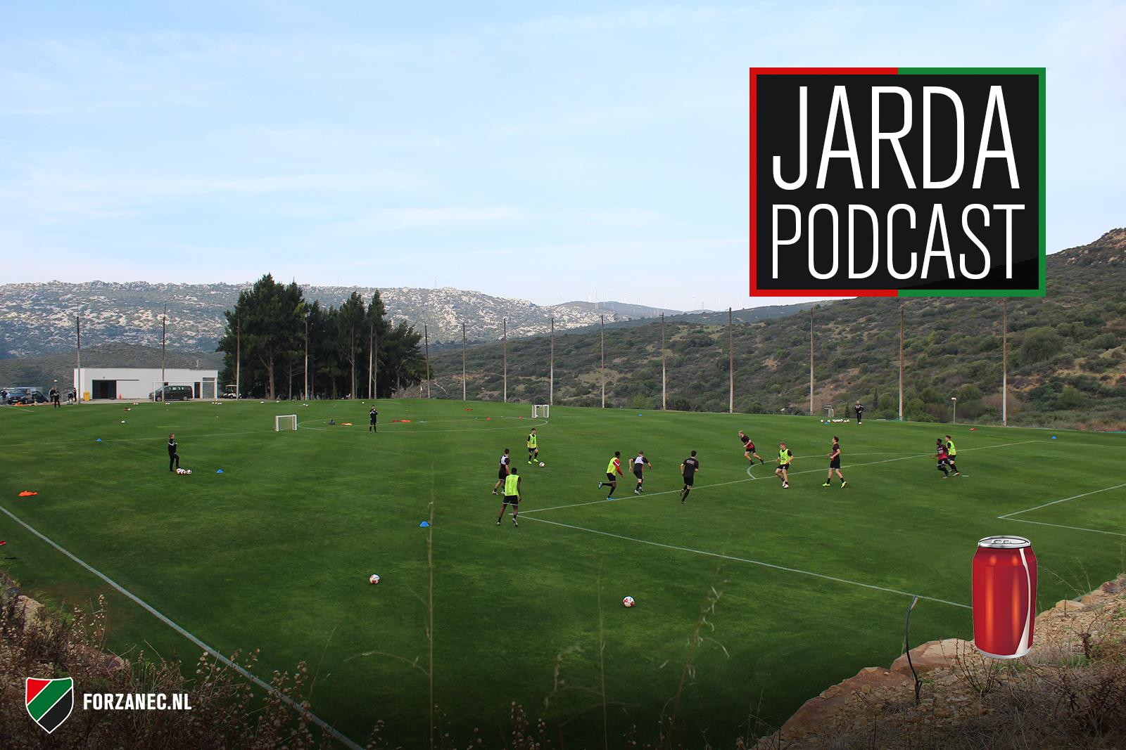 Jarda Podcast in Spanje #1: een blik op het trainingskamp van NEC