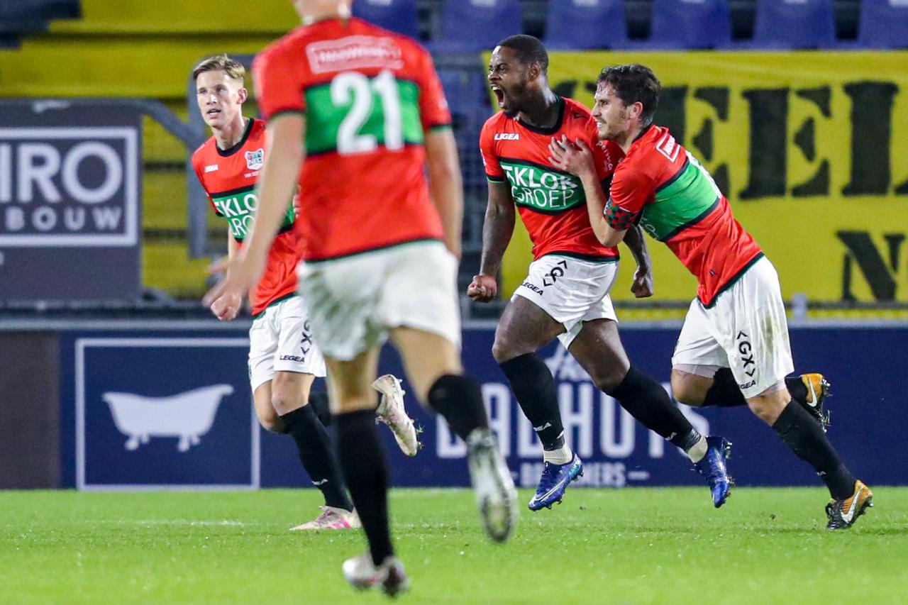 De Opstelling: Toch weer gehavend NEC tegen Helmond Sport