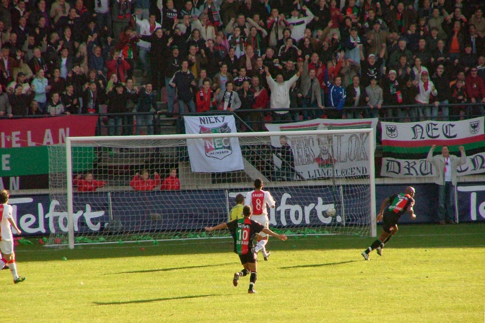 Memorabele momenten: De laatste overwinning op Ajax
