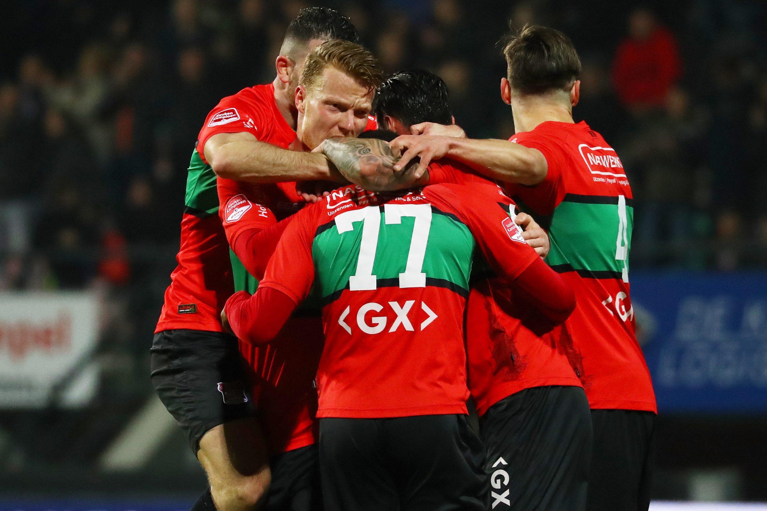 De Opstelling: De Gier laat succesformatie staan tegen Dordrecht