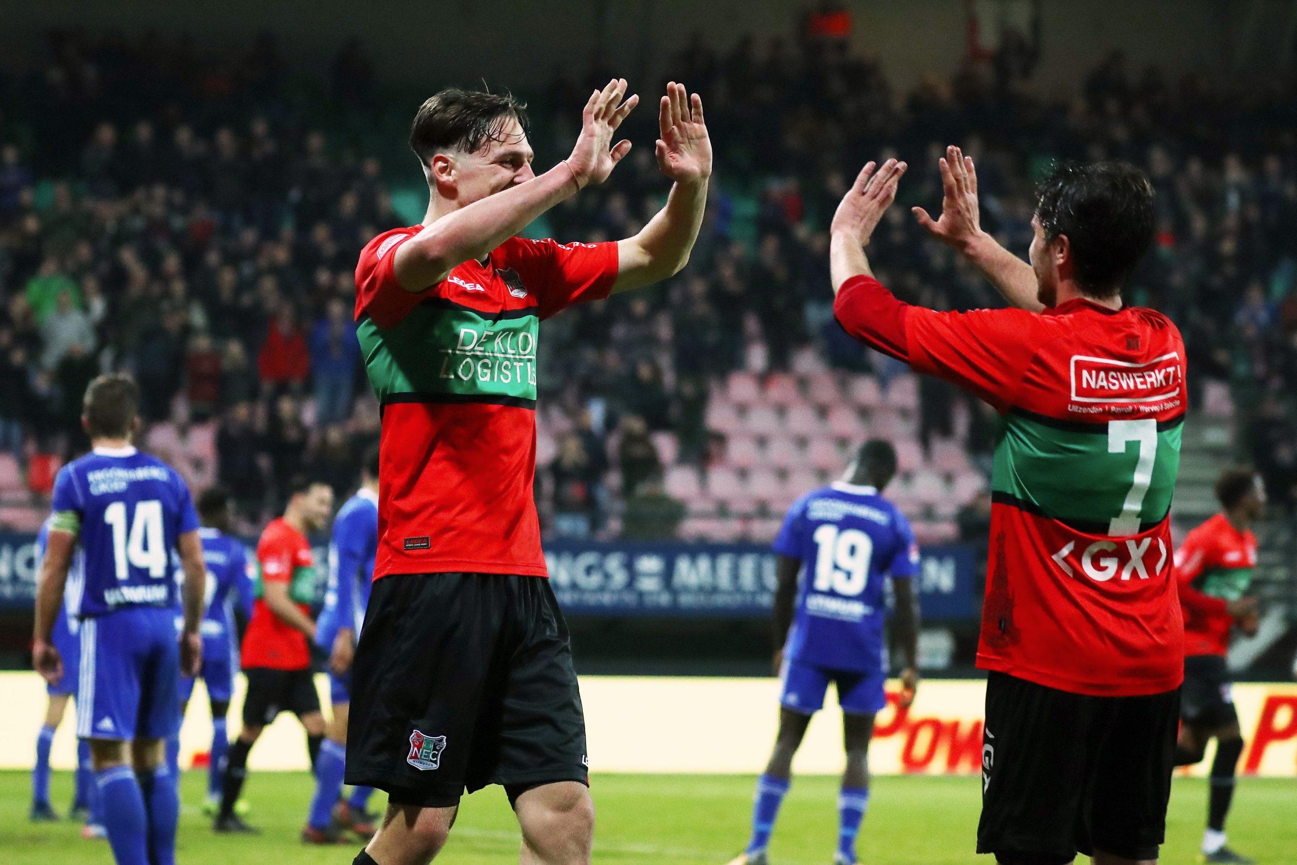 Voorbeschouwing: NEC wil play-offpositie verstevigen tegen FC Den Bosch