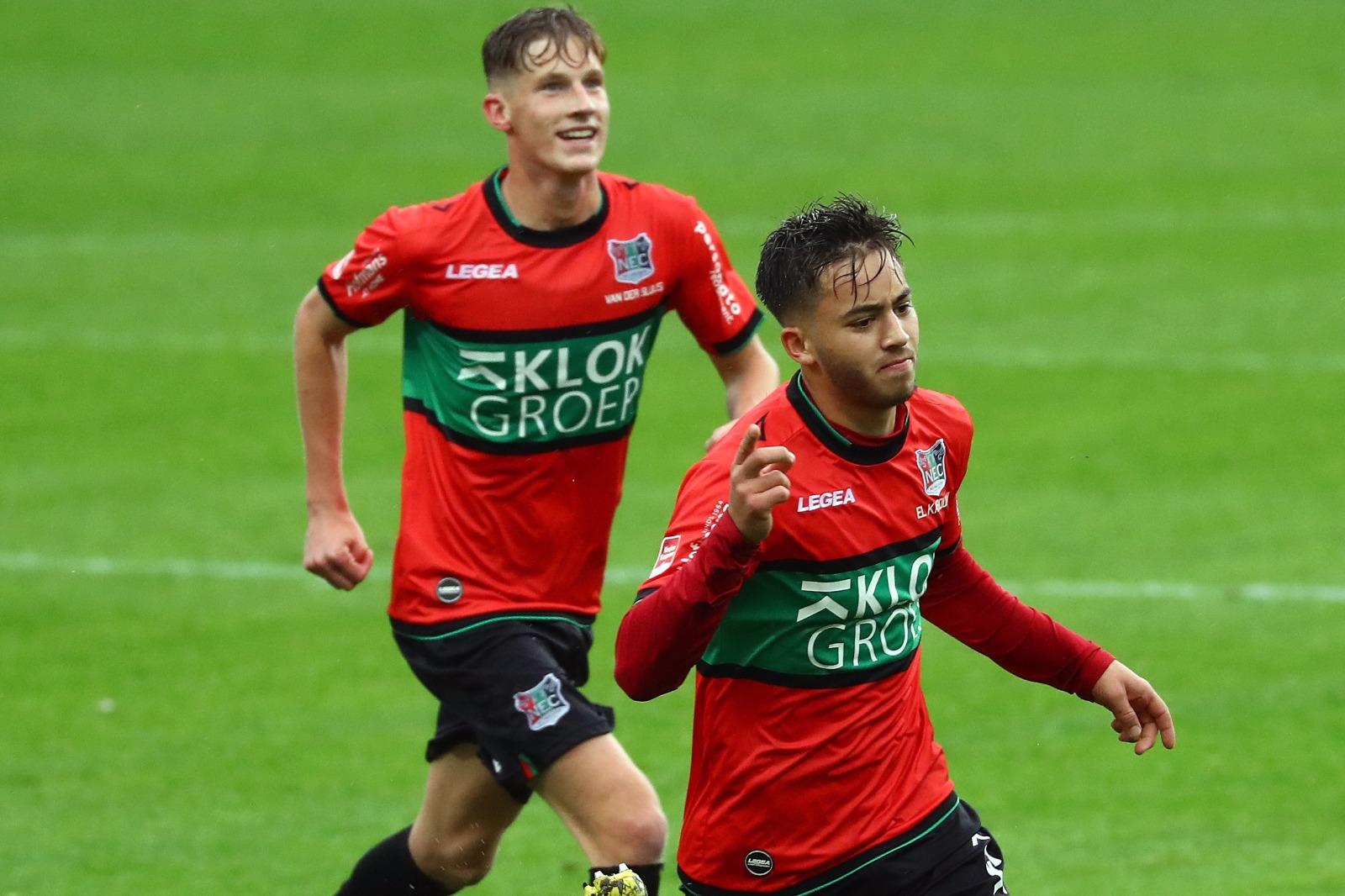 El Karouani debuteert in Marokkaanse selectie