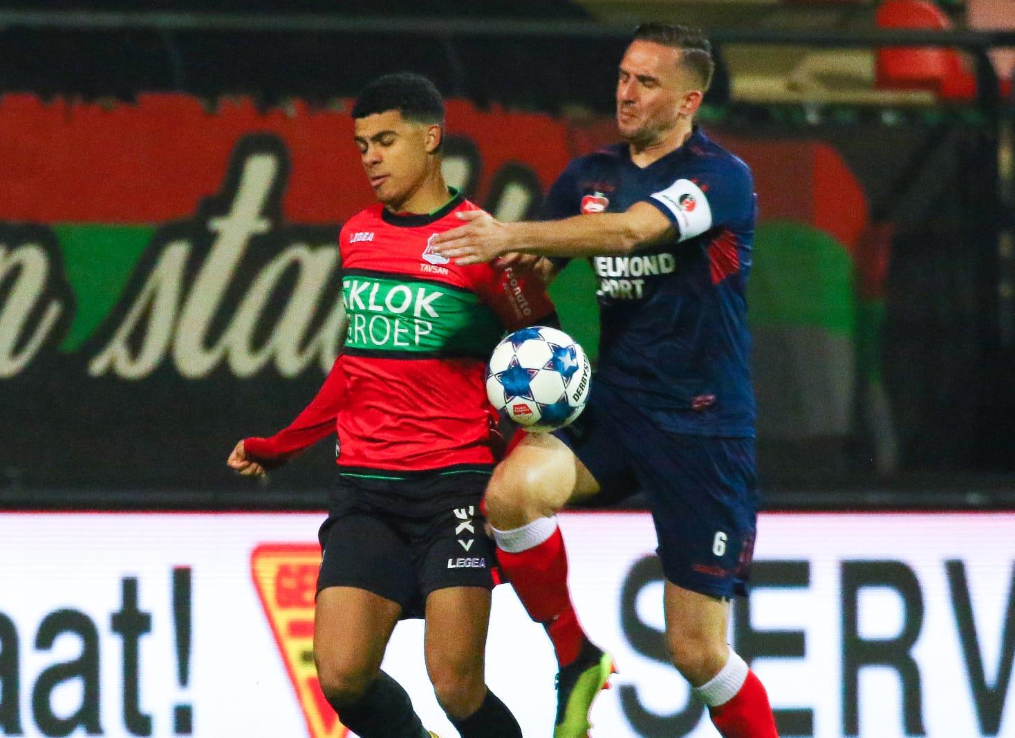 Voorbeschouwing: Helmond Sport volgende 'must win' voor NEC
