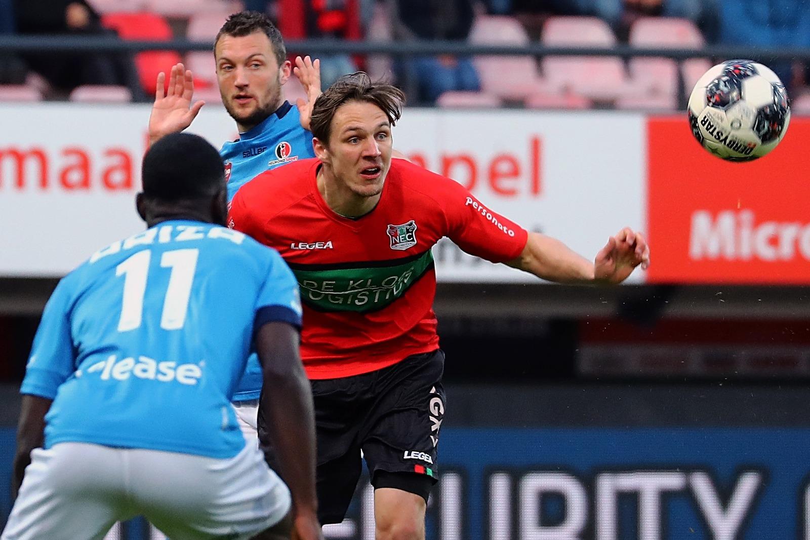 Voorbeschouwing: NEC zoekt tegen Helmond Sport verdere aansluiting