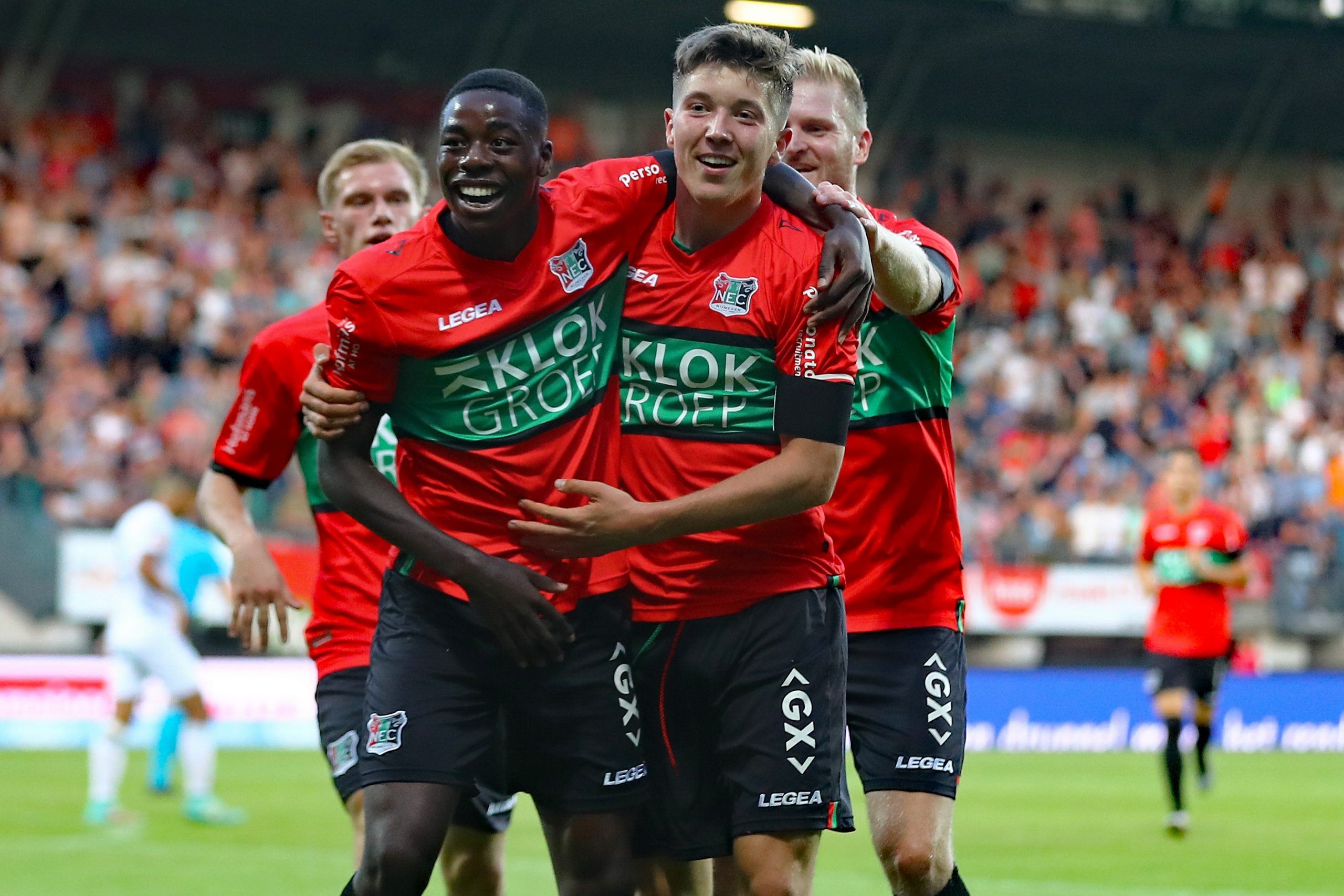 Voorbeschouwing: NEC tegen De Graafschap in kleine Gelderse derby