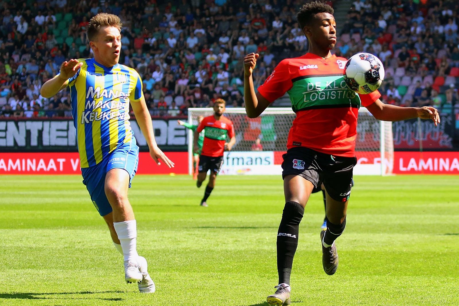 Voorbeschouwing: RKC eerste horde NEC op weg naar de Eredivisie