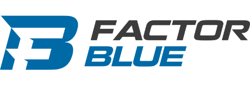 logo Factor Blue BV