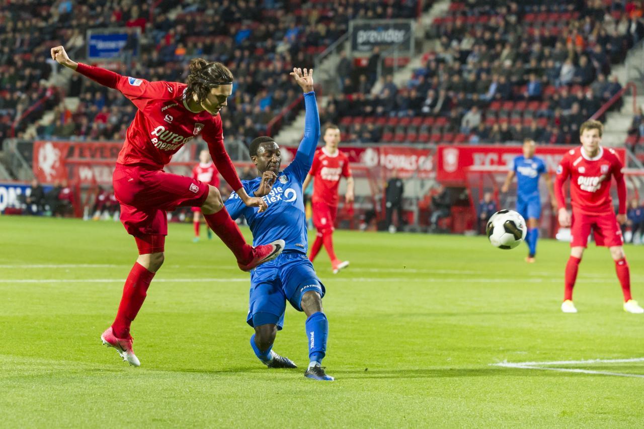 FC Twente – NEC: doelpunt van Van Rijswijk en stunt in KNVB Beker
